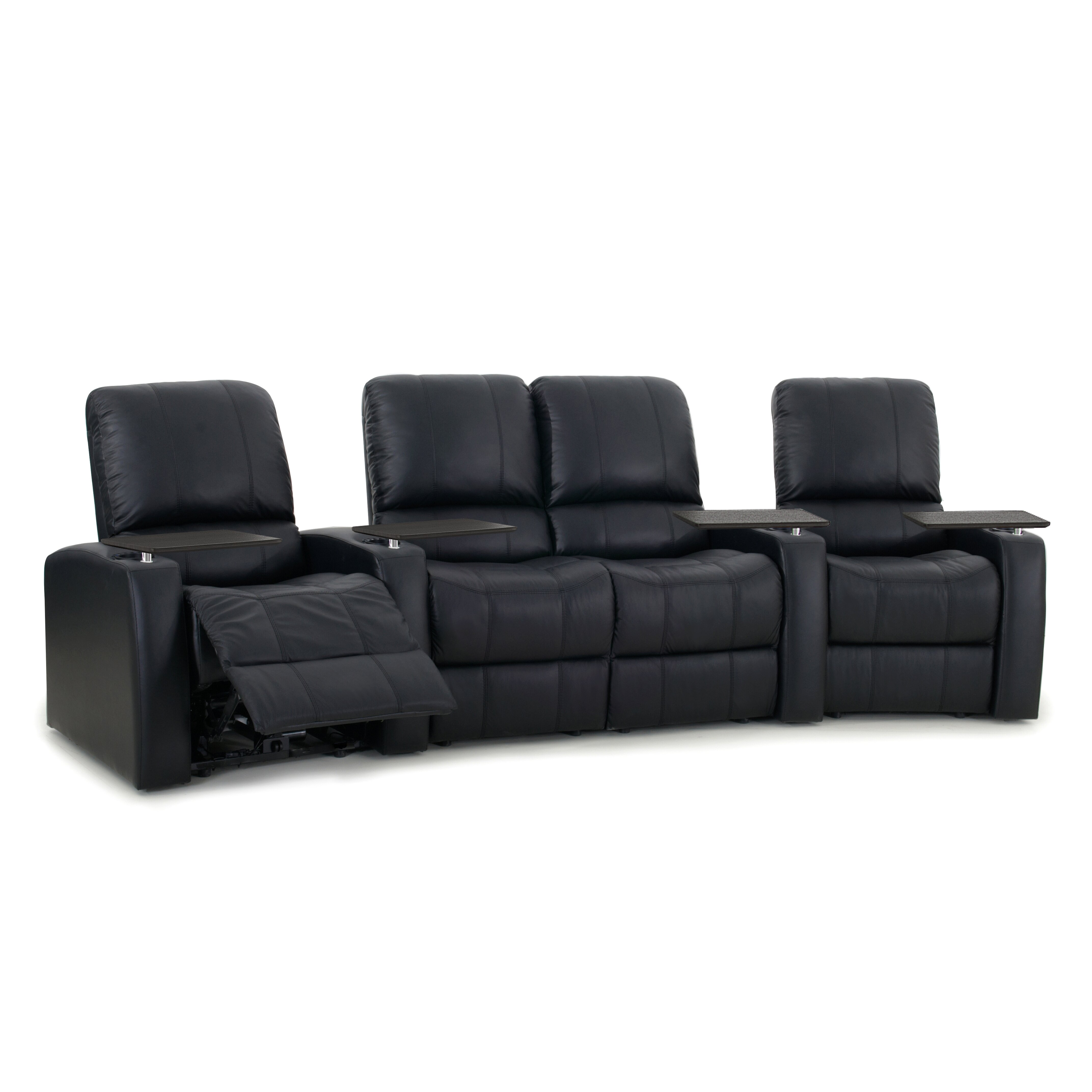OctaneSeating Blaze XL900 Home Theatre Loveseat (Row of 4) : Wayfair.ca