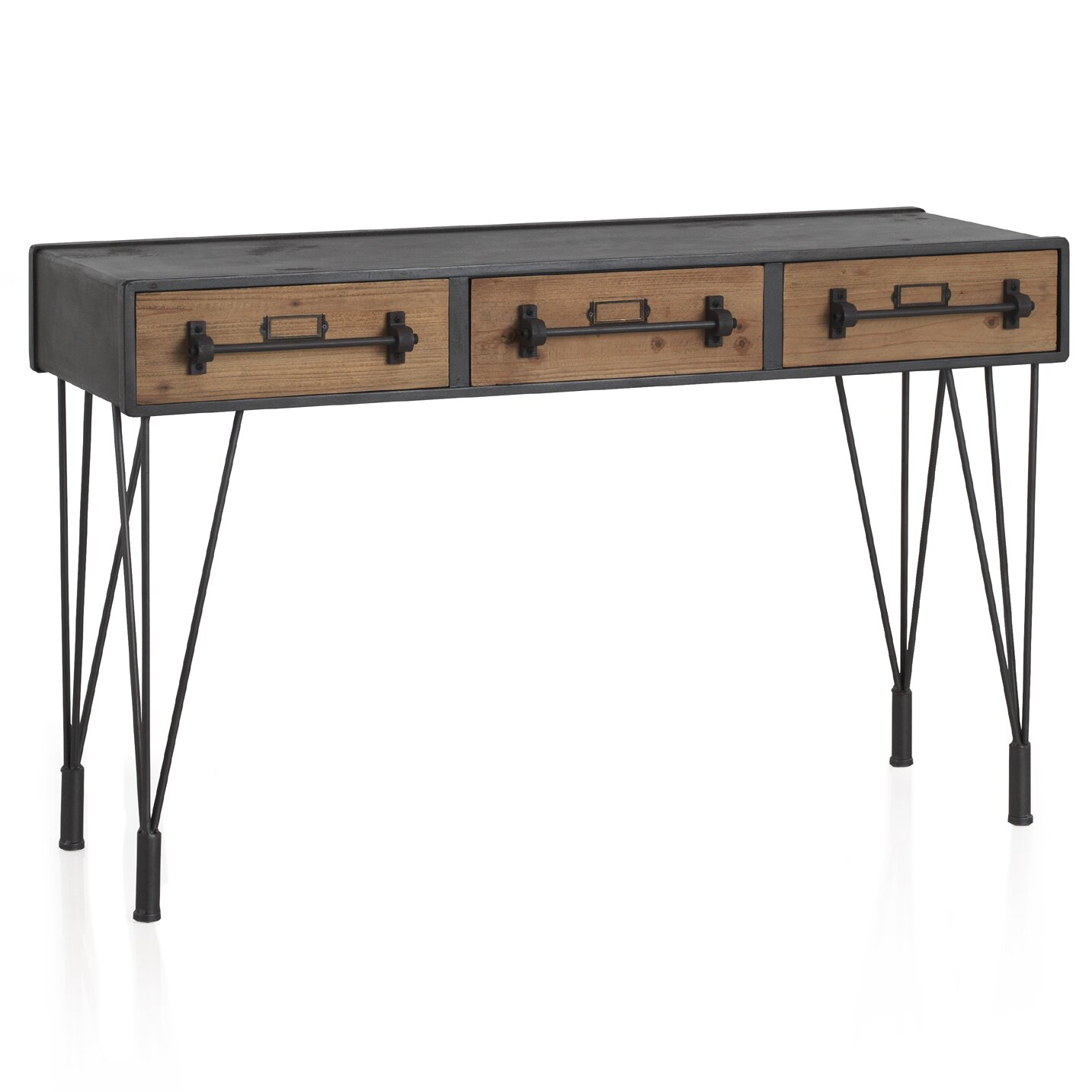 50s retro console table - photo #24