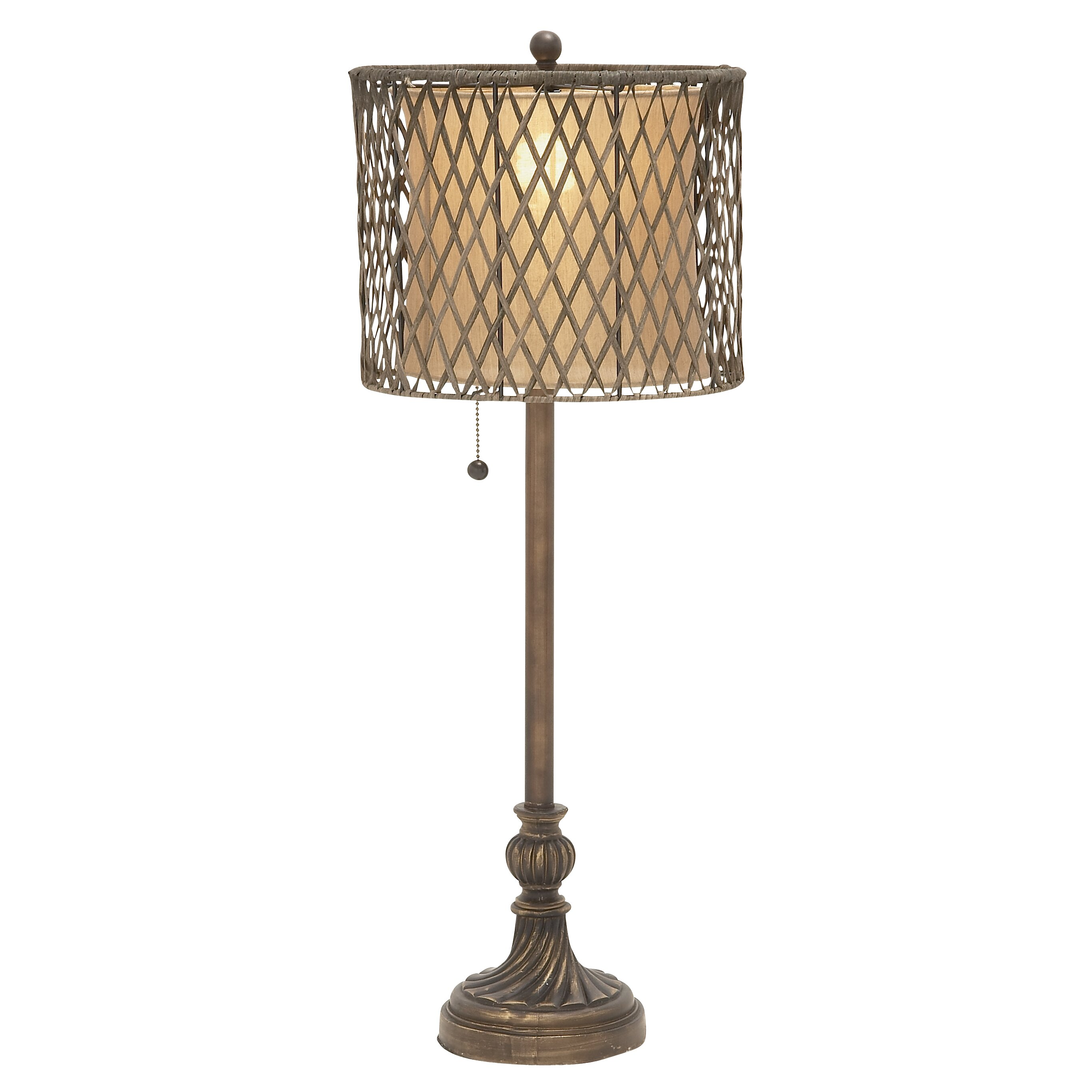 Table lamp height - Quick View Alford 33 Table Lamp