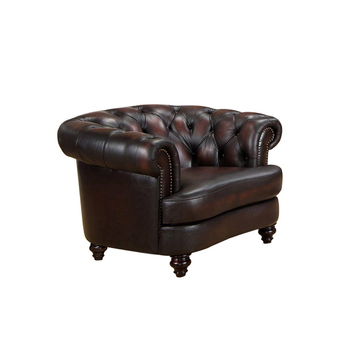 Leather Living Room Sets Amax Roosevelt 3 Piece Leather Living Room Set Reviews Wayfair