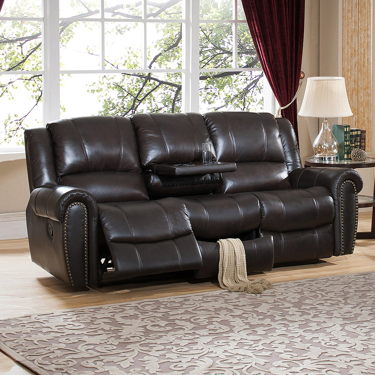 Enjoyable 3 Piece Reclining Living Room Set Amax Charlotte 3 Piece Ibusinesslaw Wood Chair Design Ideas Ibusinesslaworg