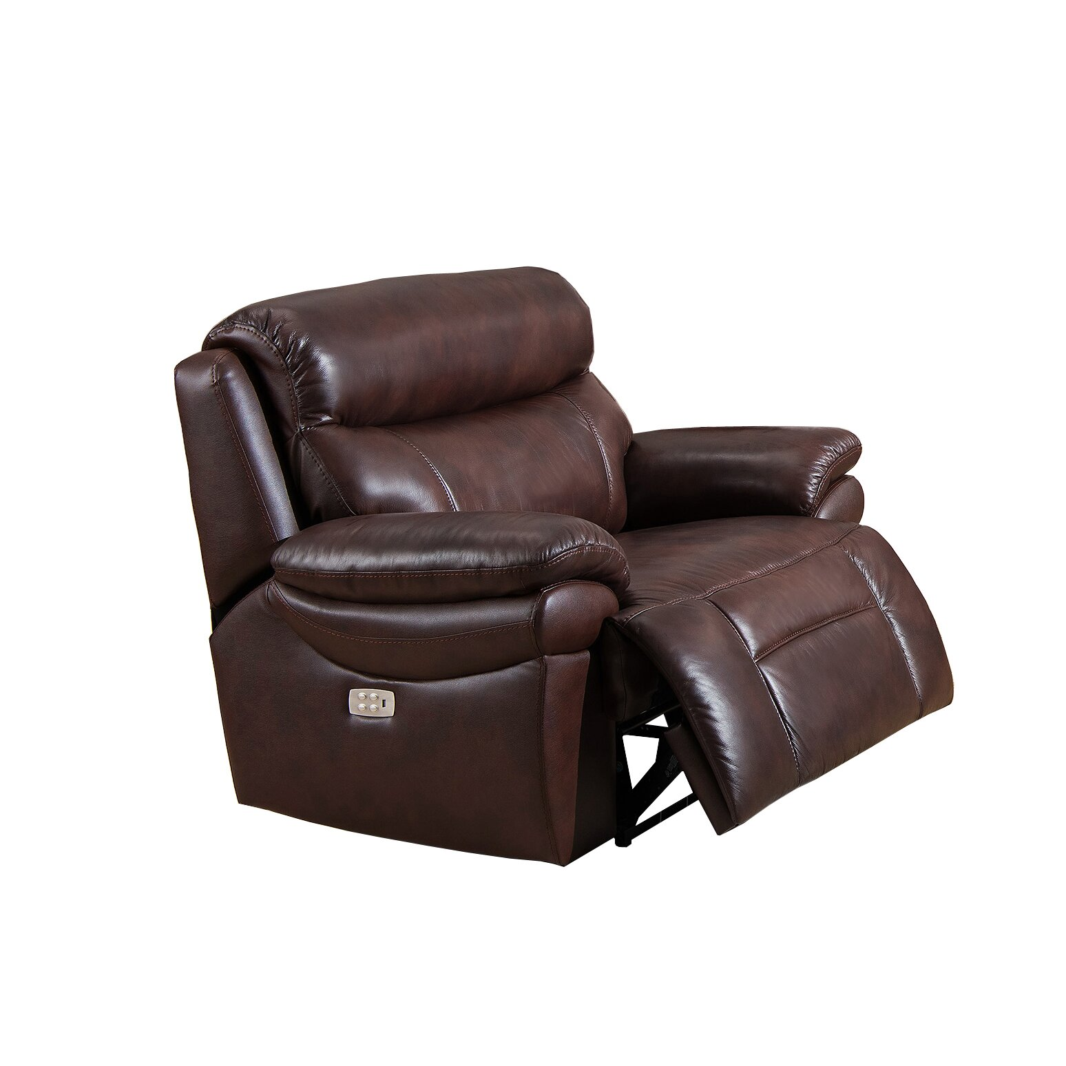Amax Sanford 3 Piece Leather Power Reclining Living Room  : Amax Sanford 3 Piece Leather Power Reclining Living Room Set with USB Ports Power Headrests and Drop Down Table from www.wayfair.ca size 1548 x 1548 jpeg 234kB