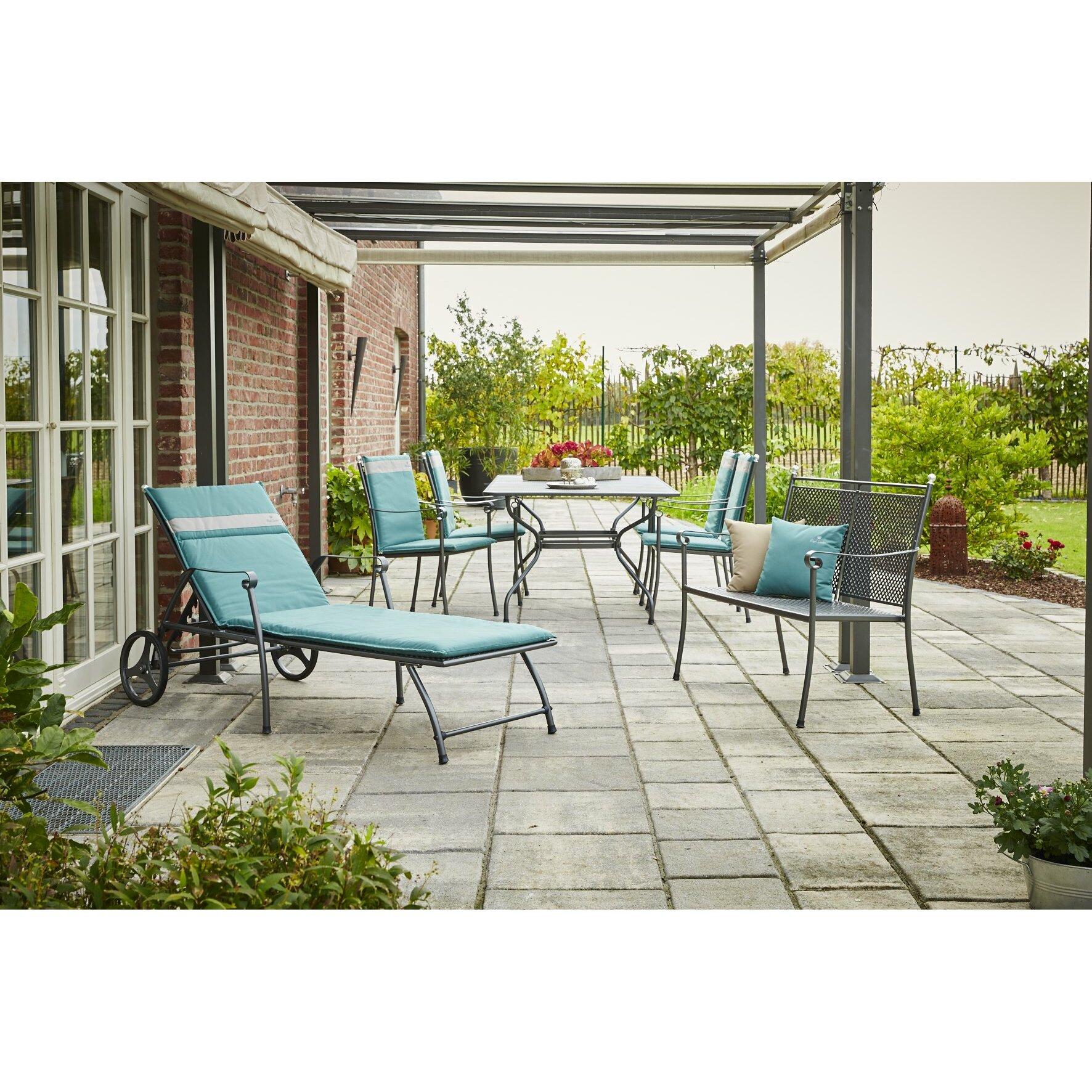 royal garden gartenliege excelsior bewertungen. Black Bedroom Furniture Sets. Home Design Ideas