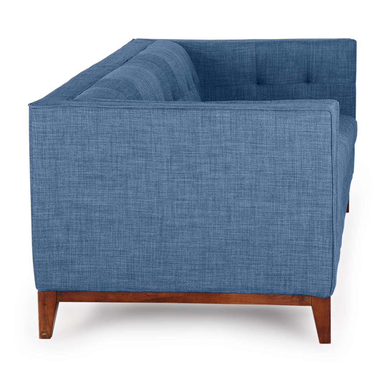 ^ Kardiel Harrison Mid entury Modern Loft Sofa & eviews Wayfair