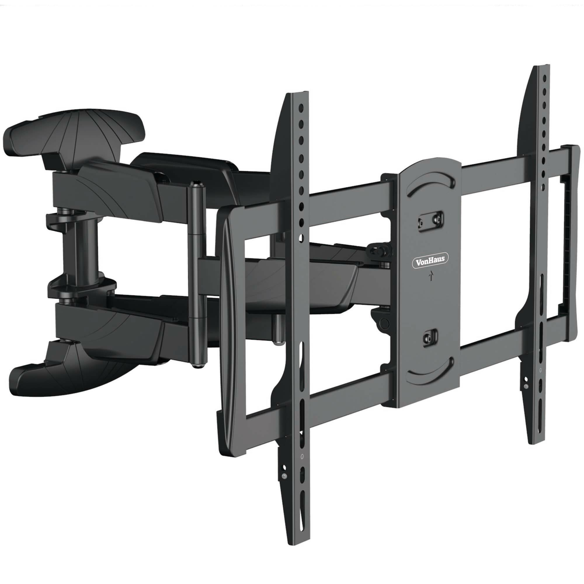 VonHaus Premium Double Arm Articulating TV Wall Mount 37