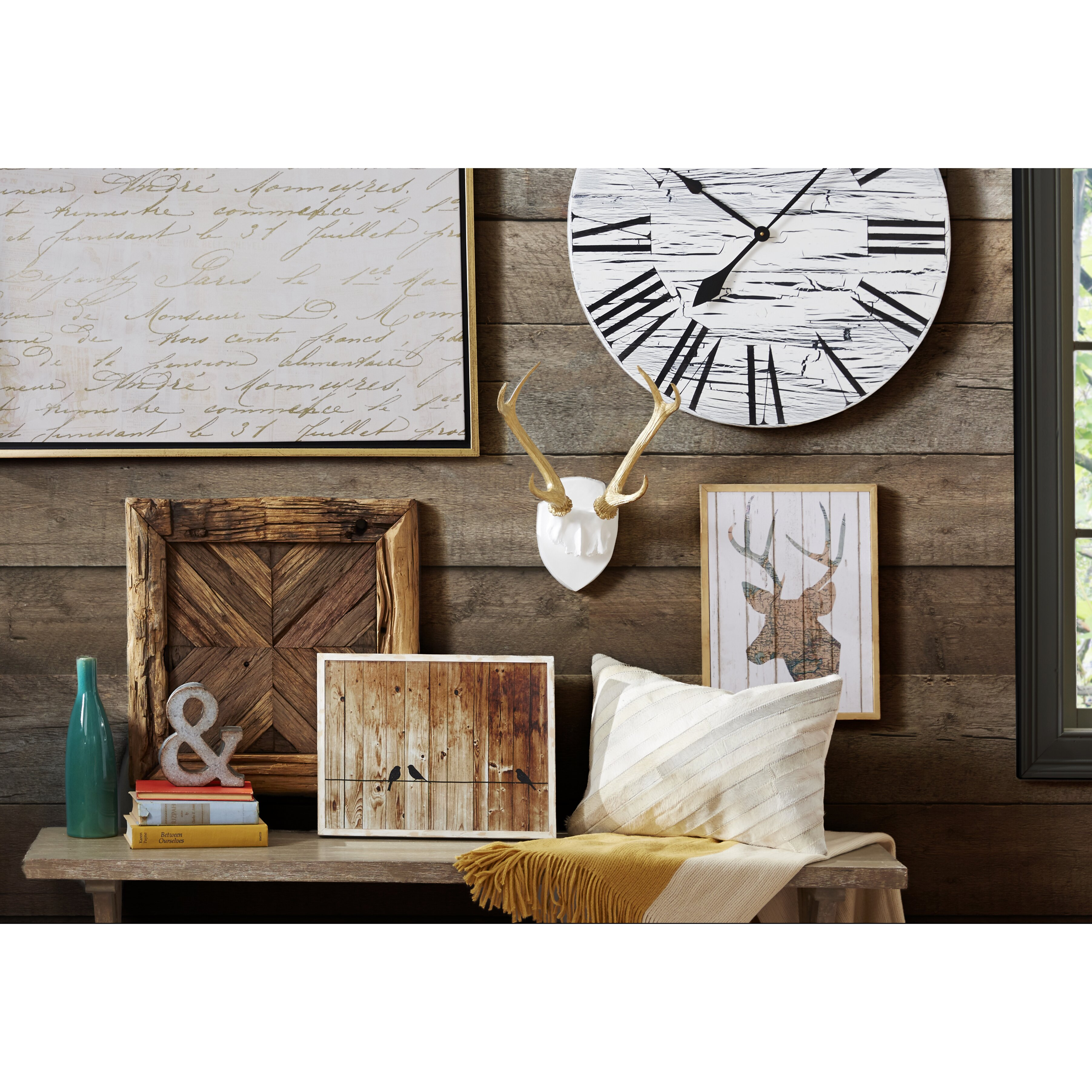 beautiful essex hand crafted wood products oversized uquot ockendon vintage with oversized vintage wall clock