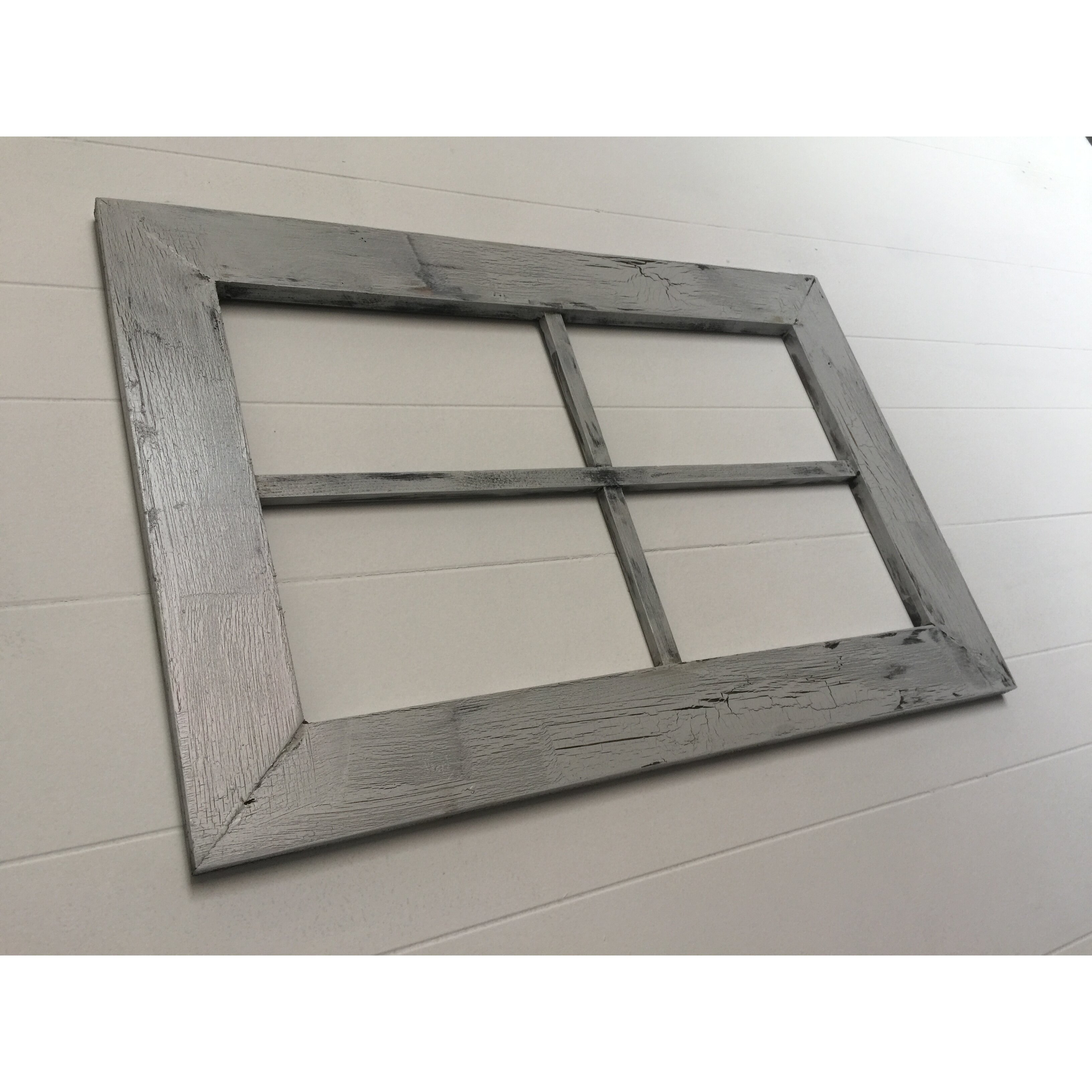 essex hand crafted wood products rustic wood window frame wall dcor