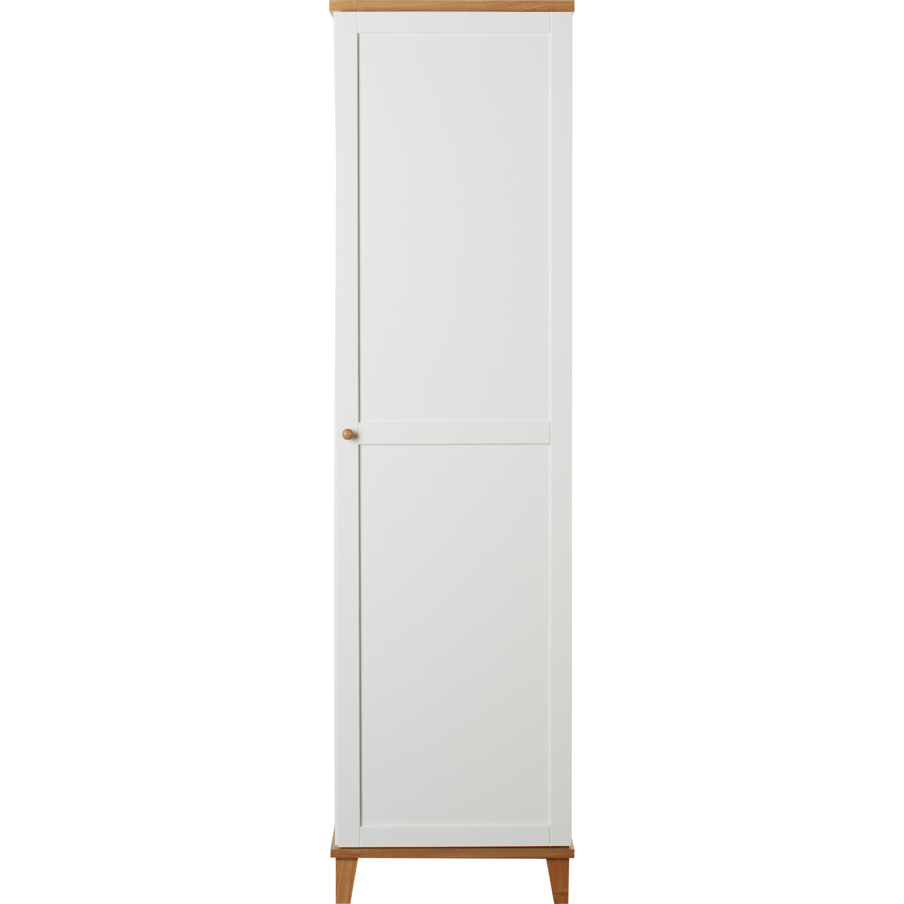 Spring Savings On Voelkel Spot Collection Pine 3 Door Wardrobe