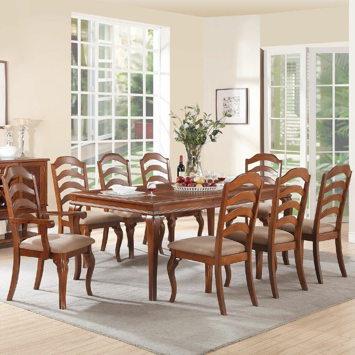 beautiful 9 piece dining room sets gallery ltrevents com