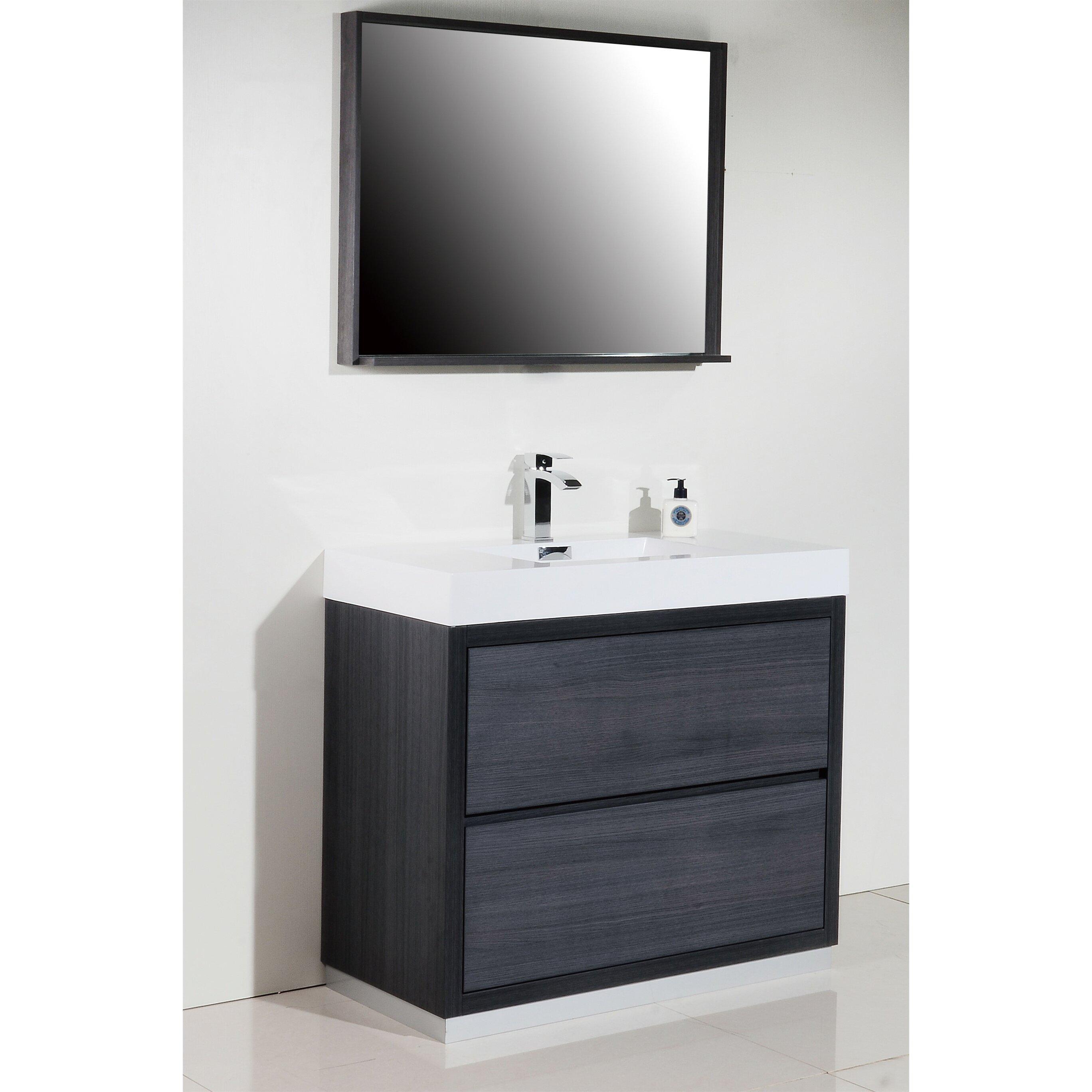 free standing bathroom cabinet ~ kasw