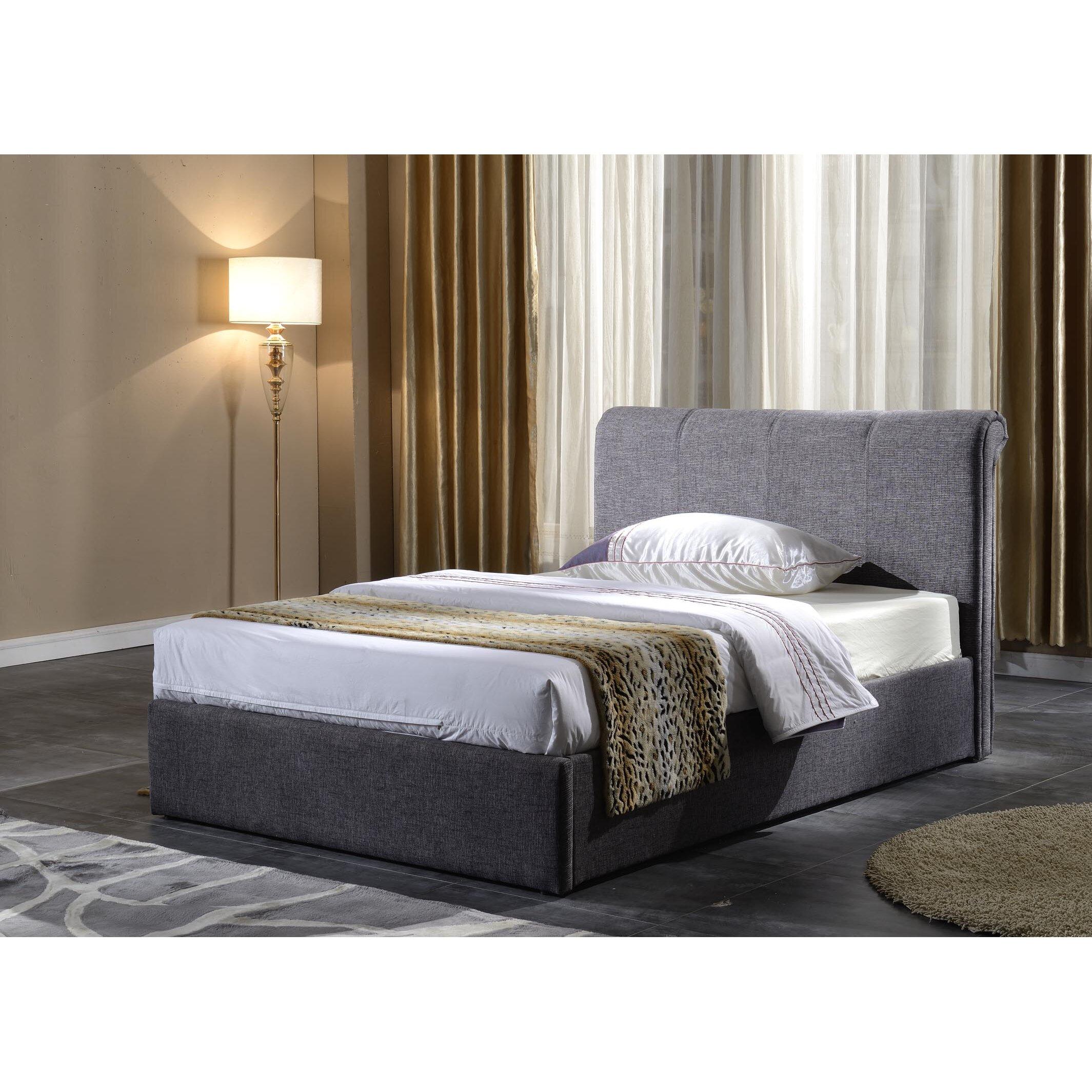 Ottoman Bedroom Home Loft Concept Brynford Ottoman Bed Reviews Wayfaircouk