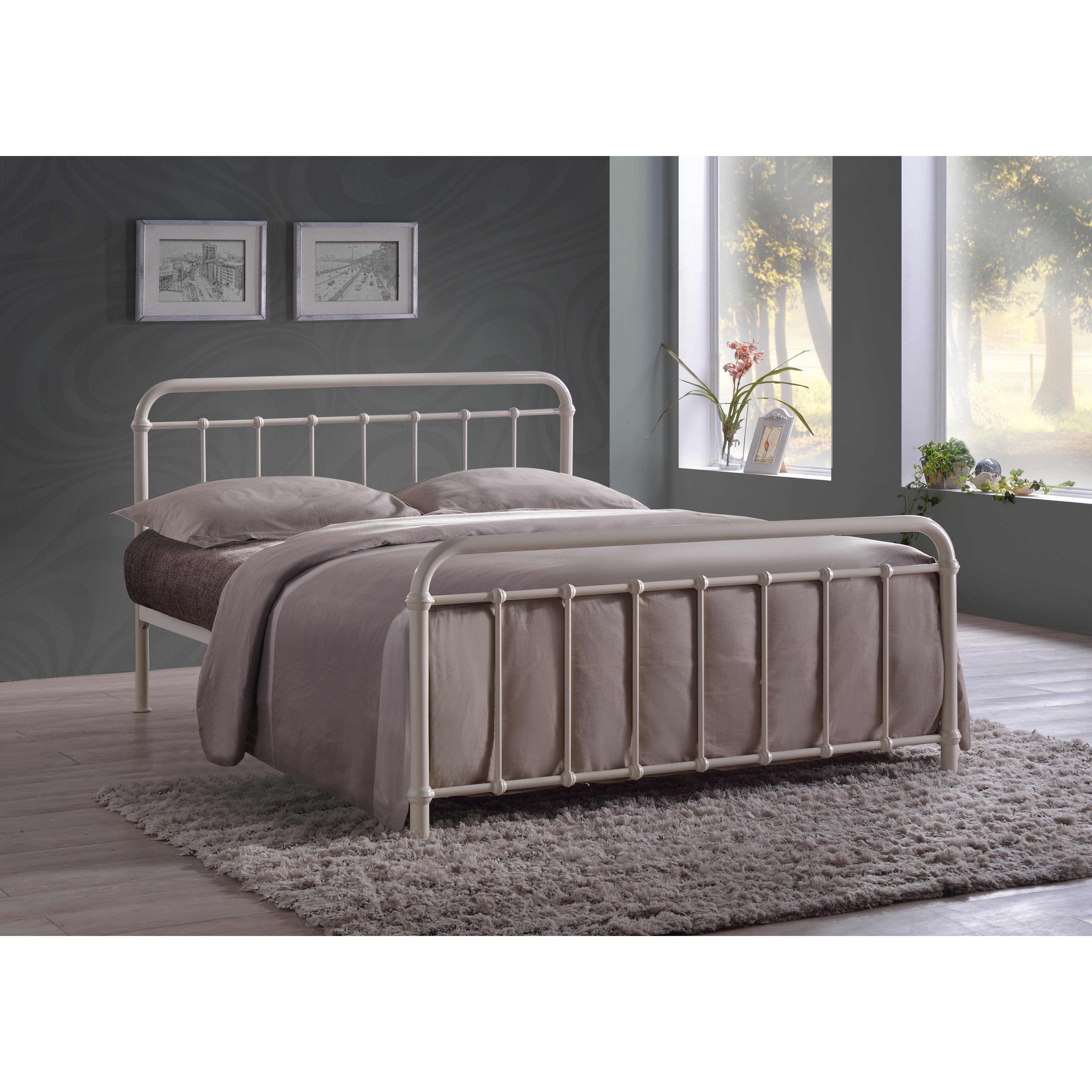 home loft concept coculina bed frame reviews. Black Bedroom Furniture Sets. Home Design Ideas