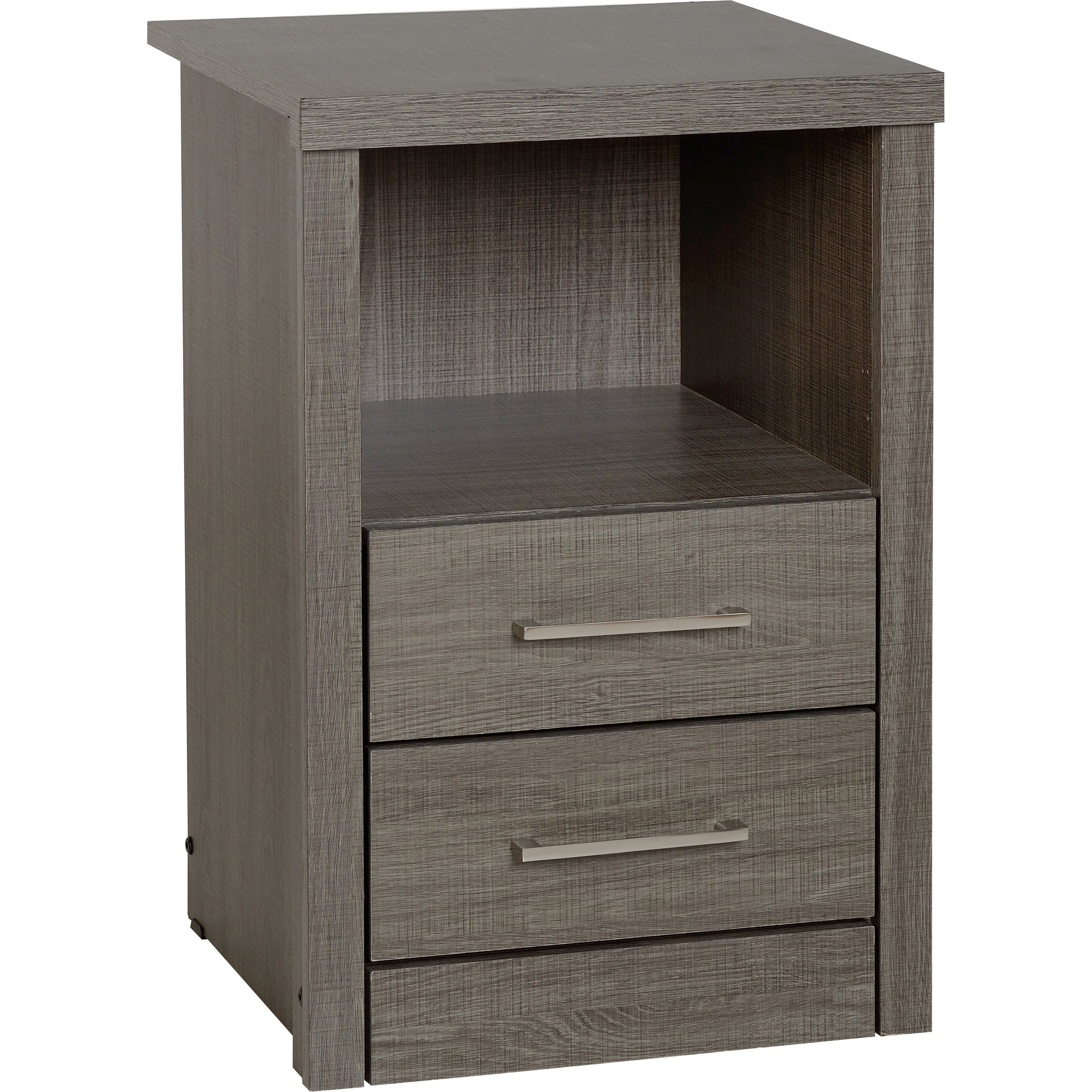 Home Loft Concept Rossi 2 Drawer Bedside Table Amp Reviews