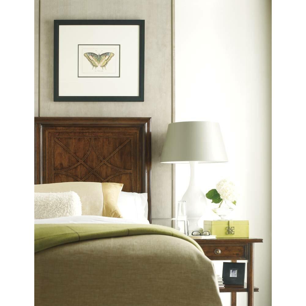 Stanley Bedroom Furniture Vintage Platform Bed By Stanley Furniture Reviews Joss Main