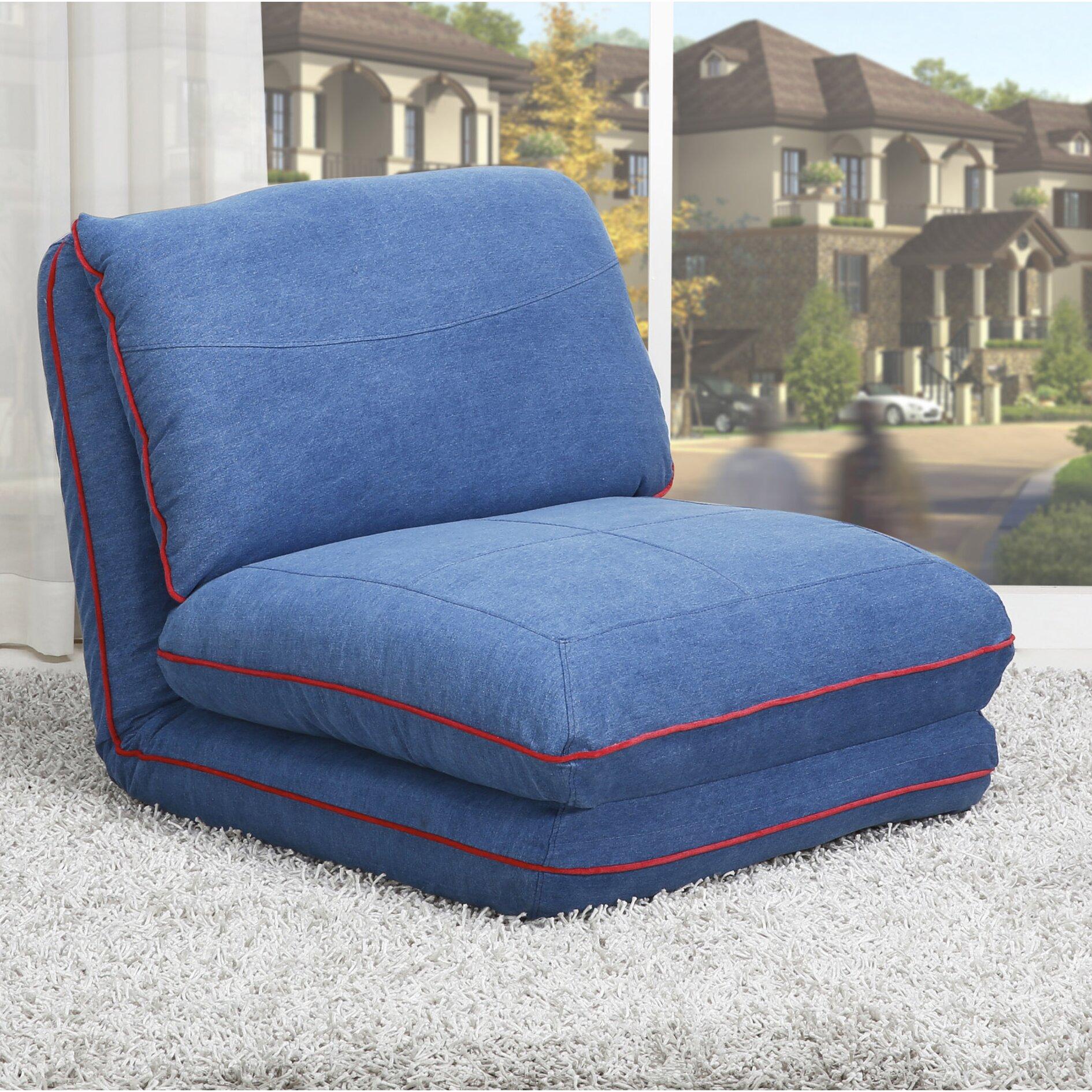 latitude run smithfield convertible chair bed reviews wayfair. Black Bedroom Furniture Sets. Home Design Ideas