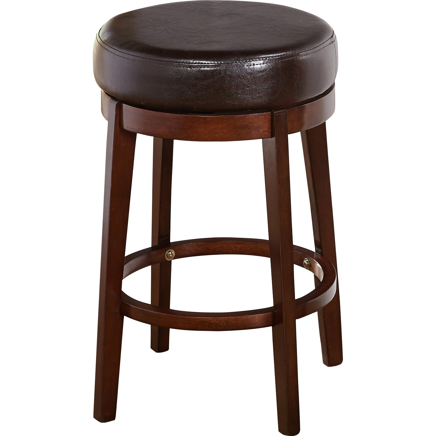 Latitude Run Henley 24 Quot Swivel Bar Stool Amp Reviews