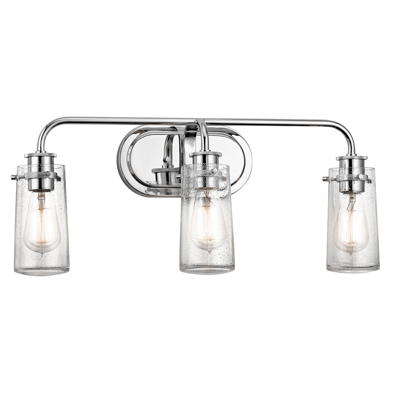 Latitude Run Dunmore 3Light Vanity Light Reviews – 3 Light Bathroom Fixture