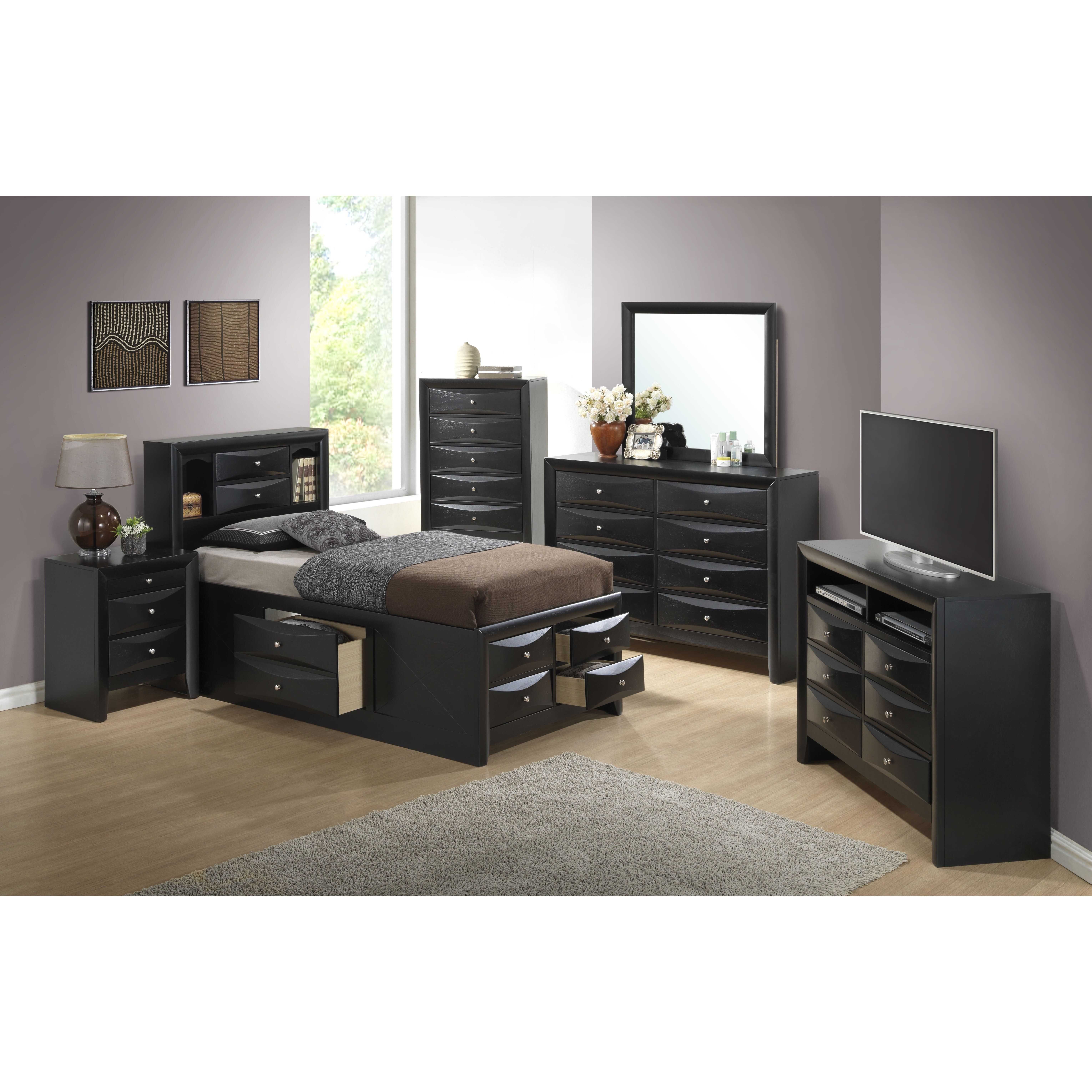 Media Chest Bedroom Latitude Run Leonis 6 Drawer Media Chest Reviews Wayfair