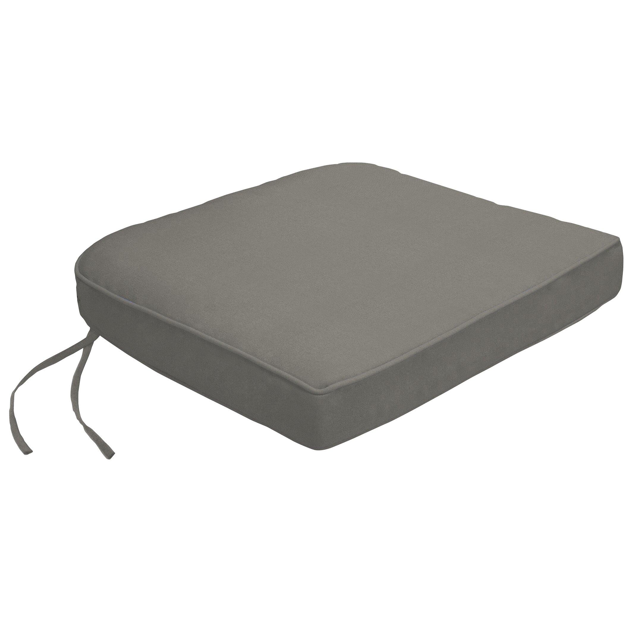 wayfair custom outdoor cushions double piped outdoor sunbrella contour