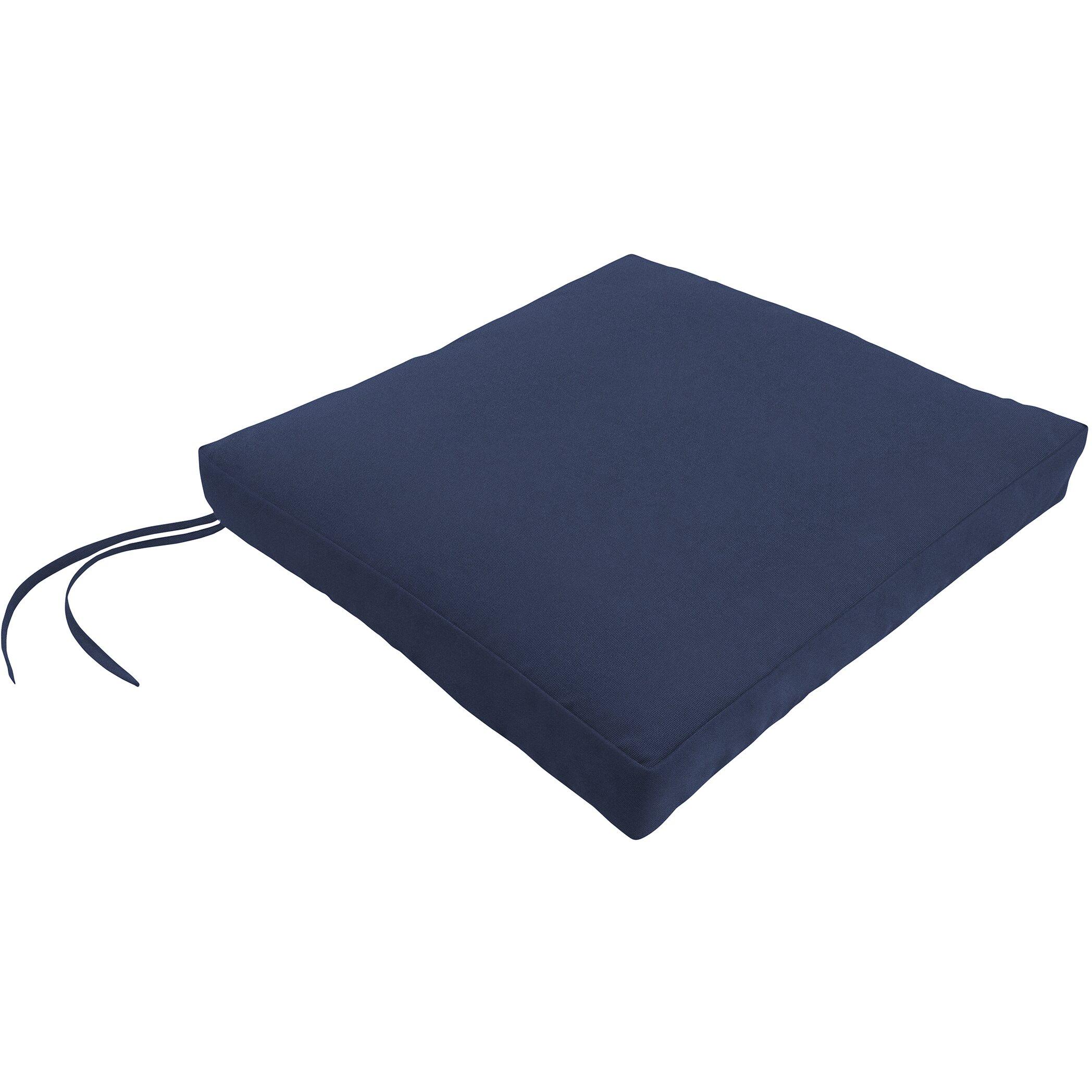 Kiera Outdoor Sunbrella Dining Chair Cushion