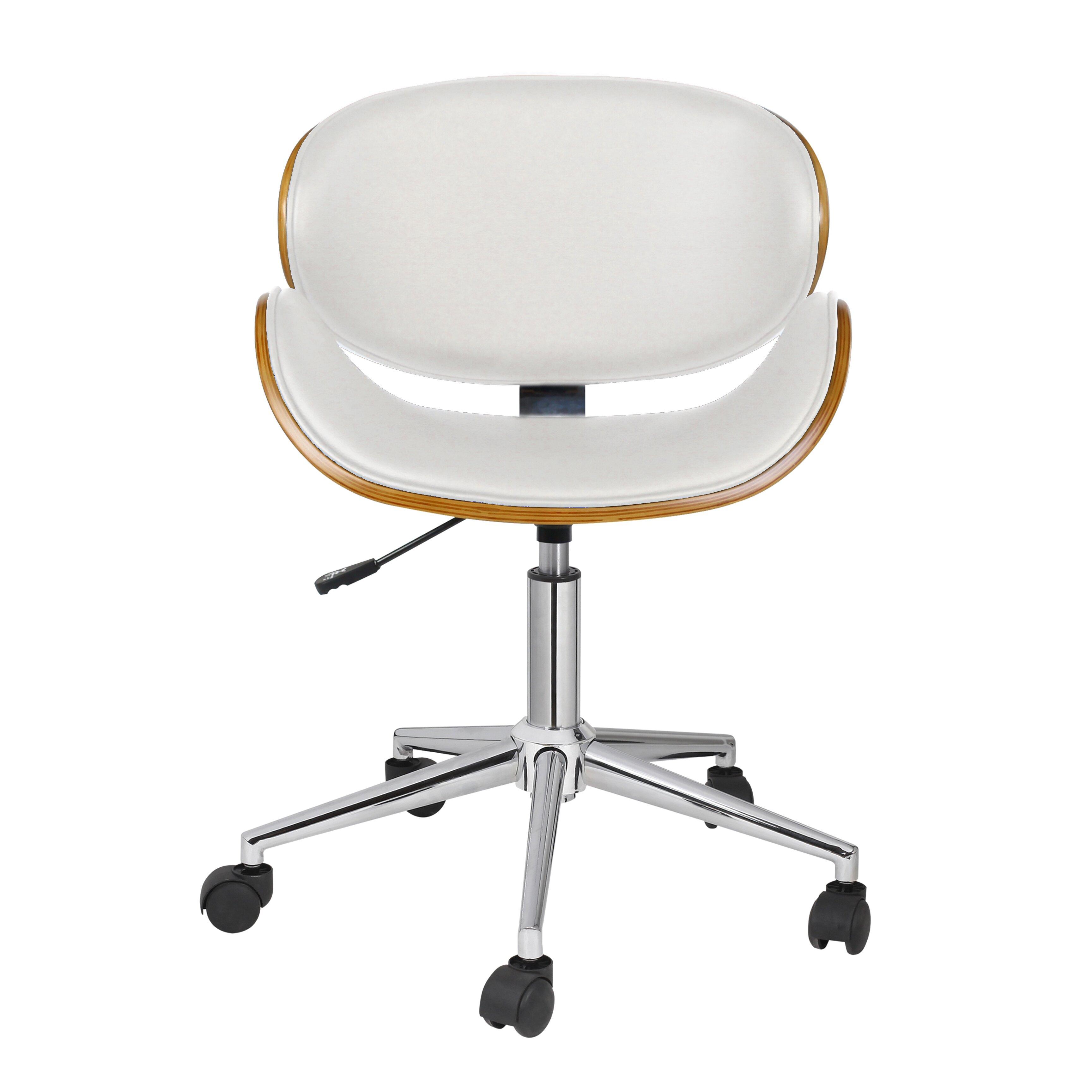Wood Desk Chair Dimensions