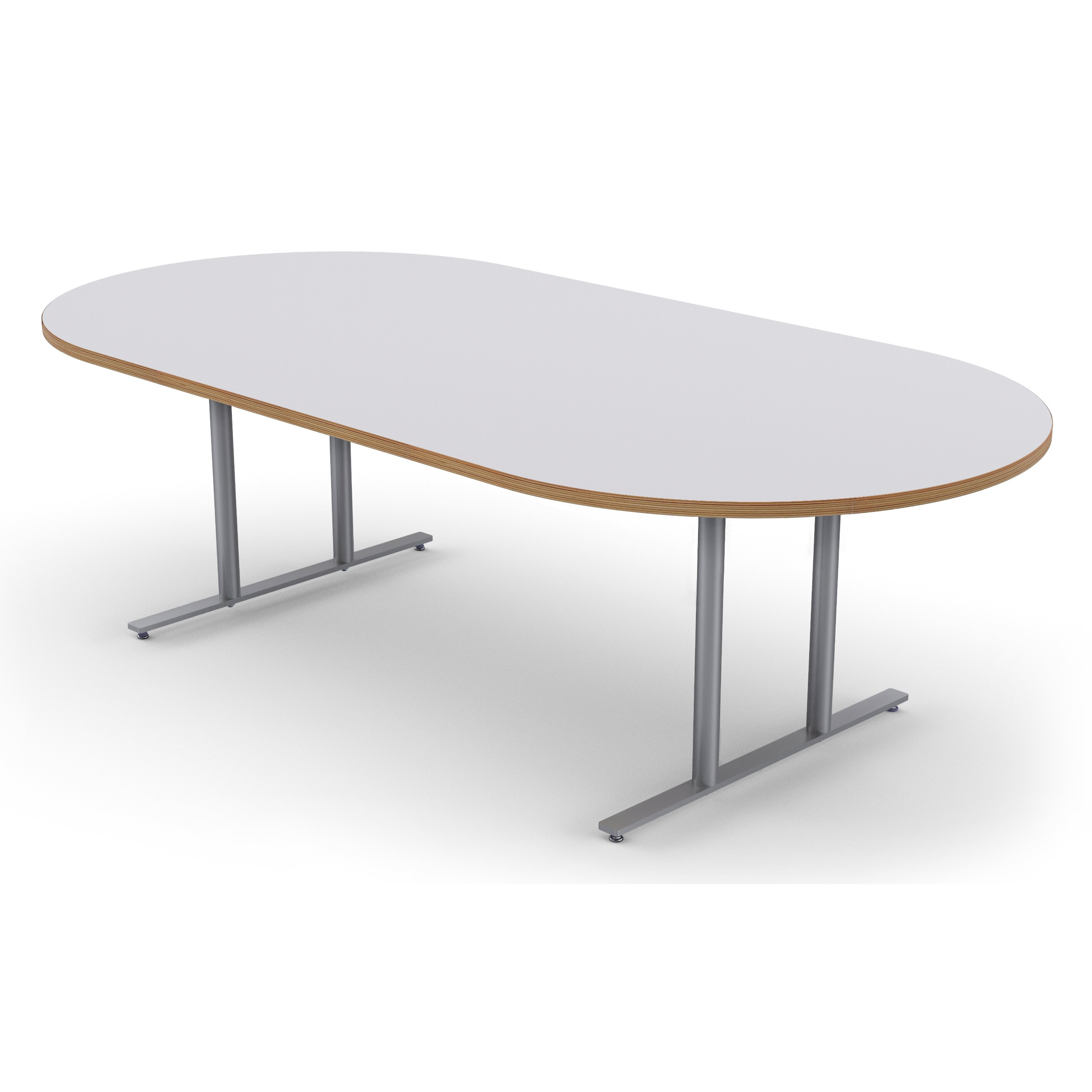 Oval conference table - Baltix Oval Conference Table