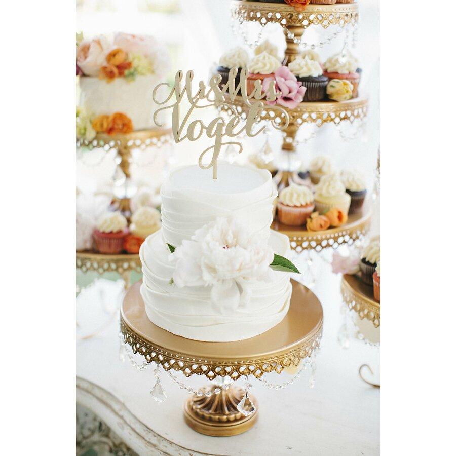 Cake Plate Set - Castrophotos