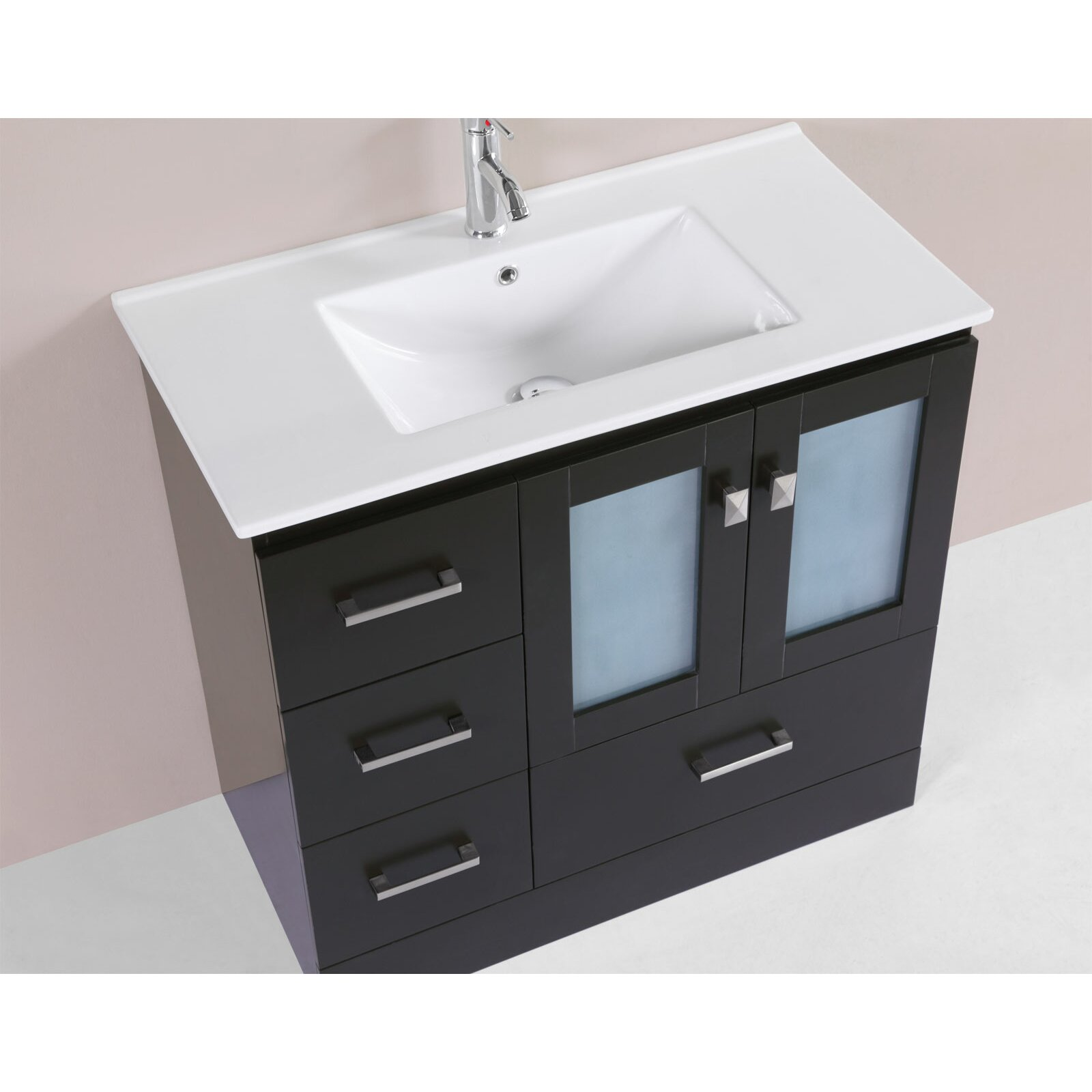 Bathroom cabinet collections