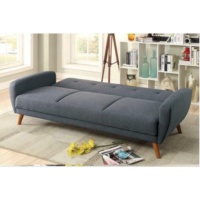 a j homes studio valley adjustable sleeper sofa wayfair