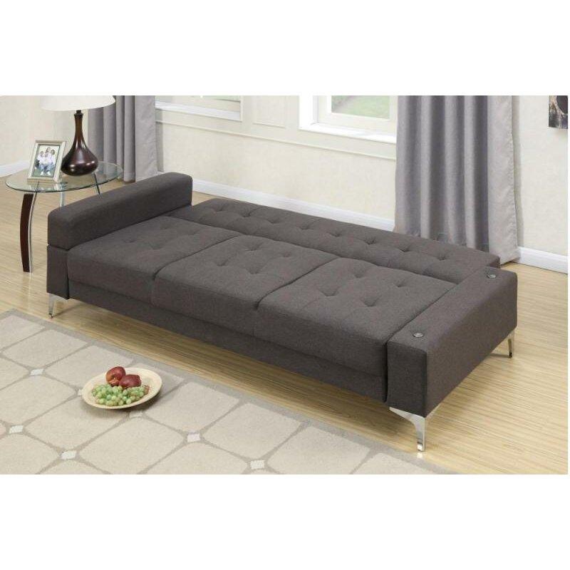 a j homes studio alice adjustable sleeper sofa reviews