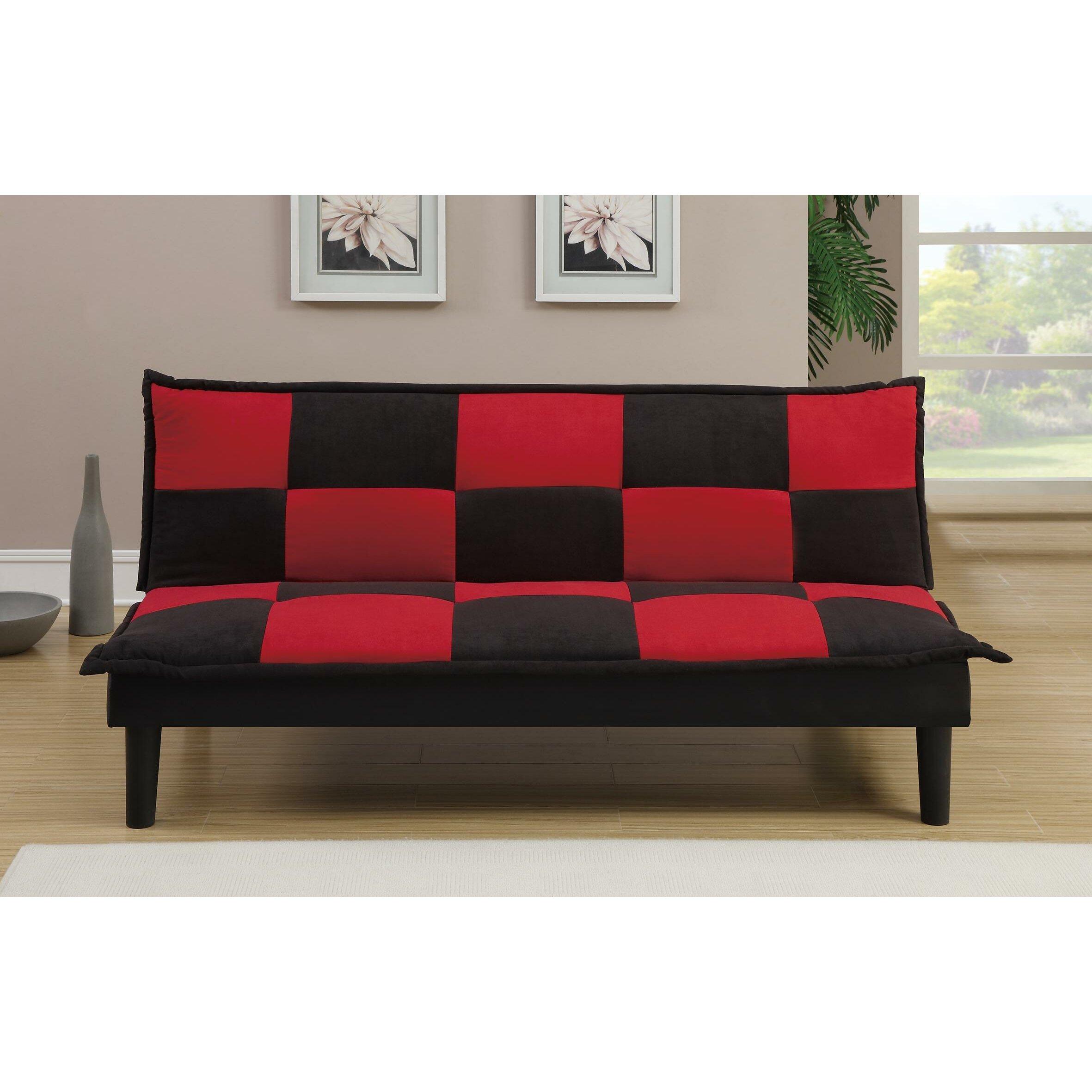 homes studio ventura adjustable sleeper sofa reviews wayfair