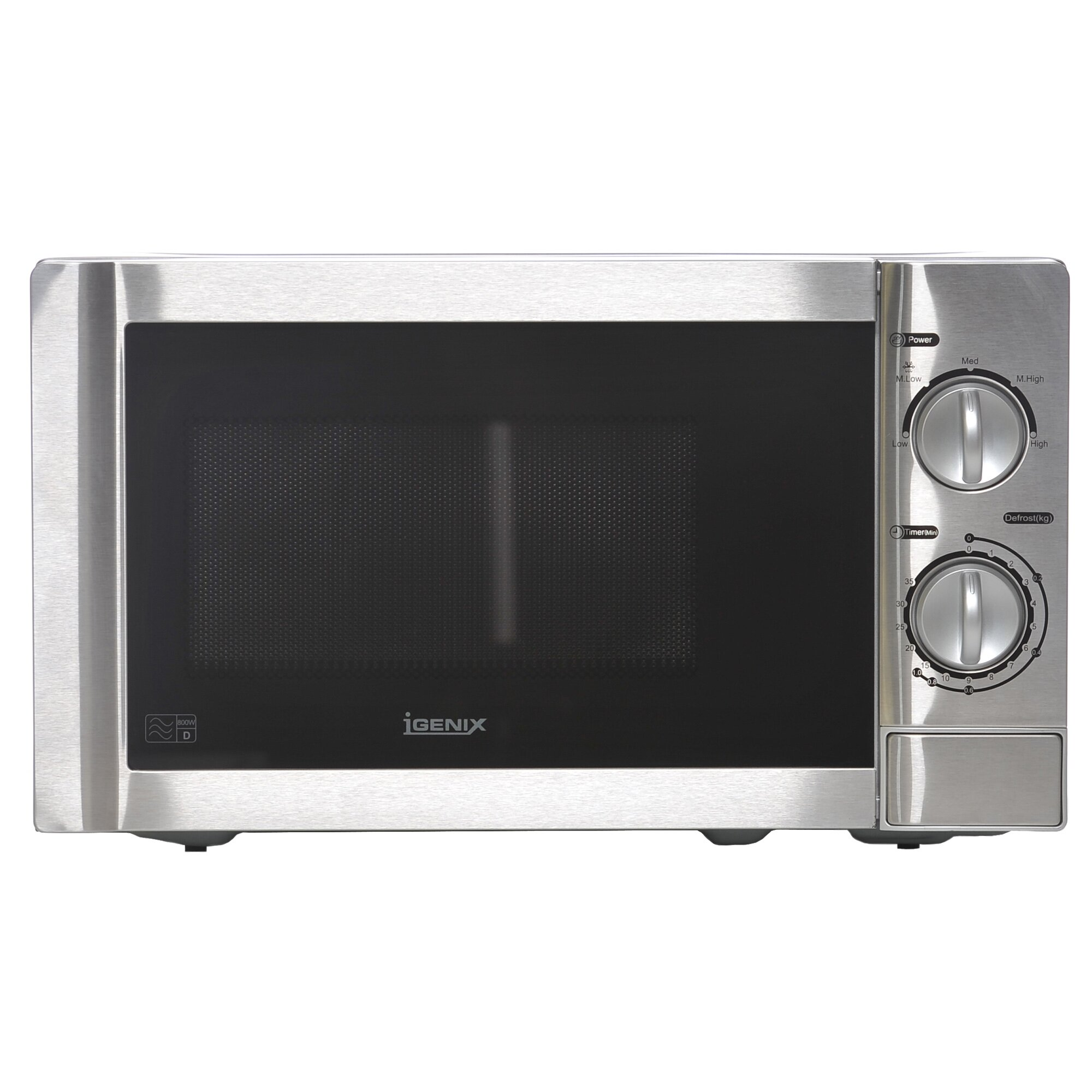 Countertop Microwave Uk : ... 20L 800W Countertop Microwave in Stainless Steel Wayfair.co.uk