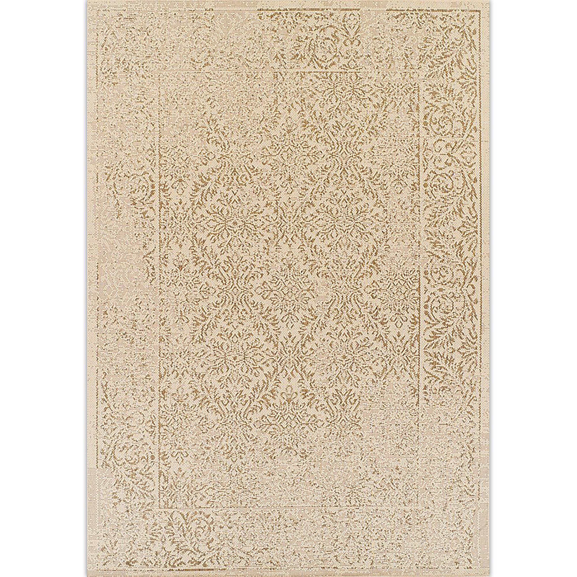 EveryDay Rugs Brown Indoor Outdoor Area Rug & Reviews