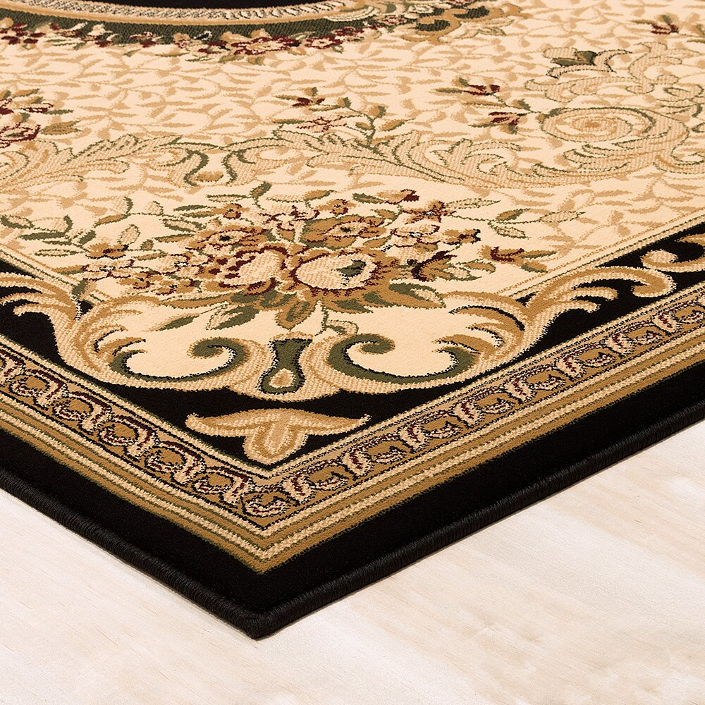 Allstar rugs handmade biege area rug reviews wayfair for Custom made area rugs