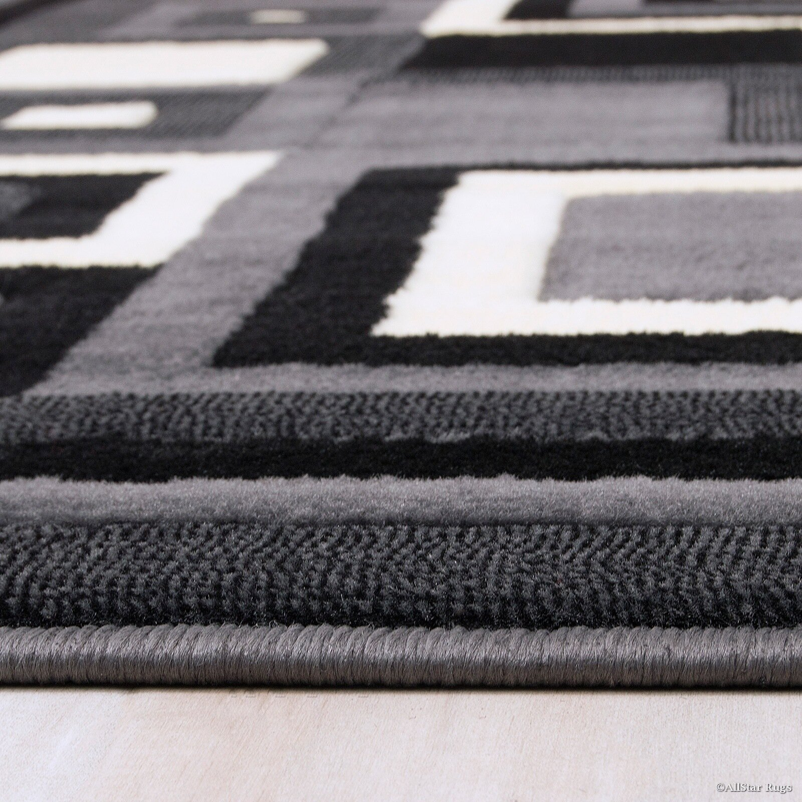 grey and black area rugs