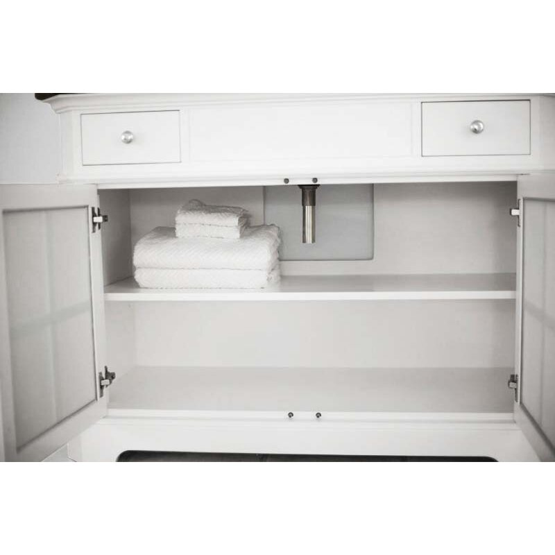 "Heritage Bathroom Vanity: TidalBath Heritage 48"" Single Vanity Set"