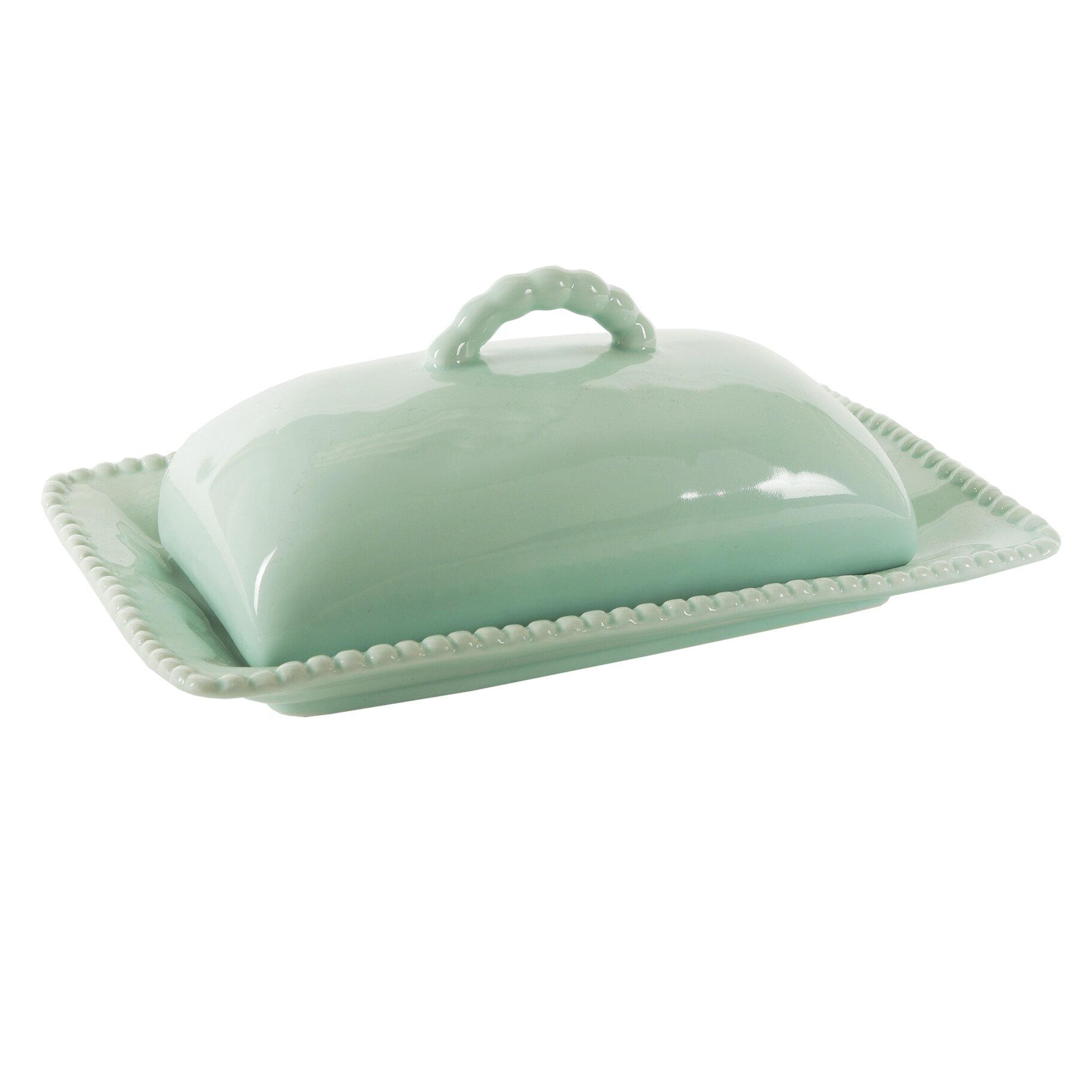 Design Guild Bettina Butter Dish With Lid Amp Reviews