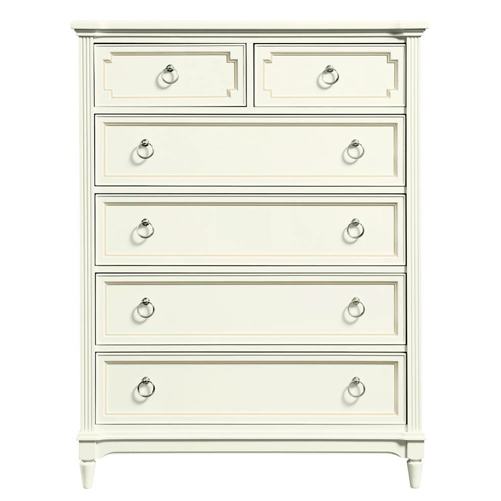 Stone leigh by stanley furniture clementine court 6 for 1 door 6 drawer chest
