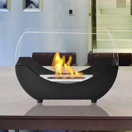 Ignis Products Liberty Ventless Bio-Ethanol Tabletop Fireplace - Ignis Liberty Ventless Bio-Ethanol Tabletop Fireplace & Reviews