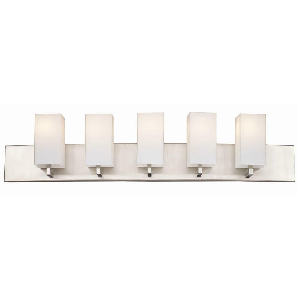 Light Bathroom Vanity Light My Web Value - Five light bathroom vanity light