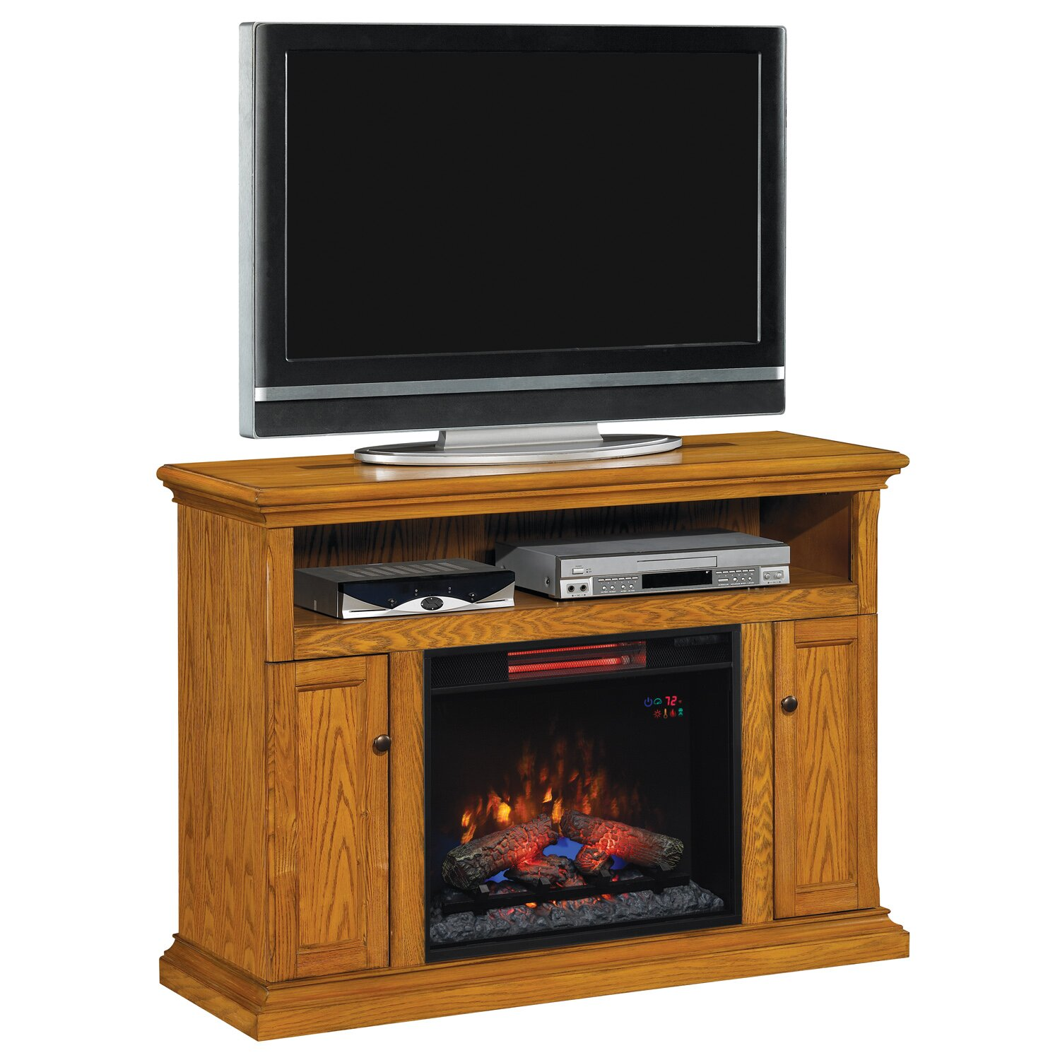 Classic Flame Cannes TV Cabinets For TVs Up To 50 With