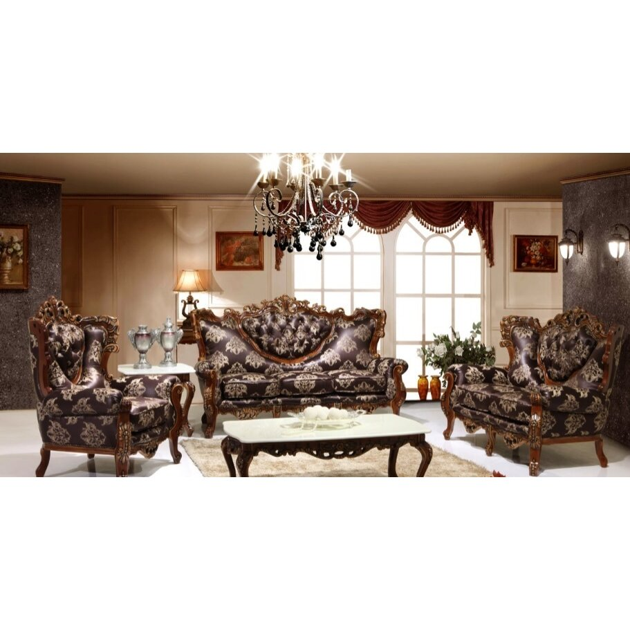 Wayfair Living Room Sets Joseph Louis Home Furnishings 3 Piece Living Room Set Wayfair