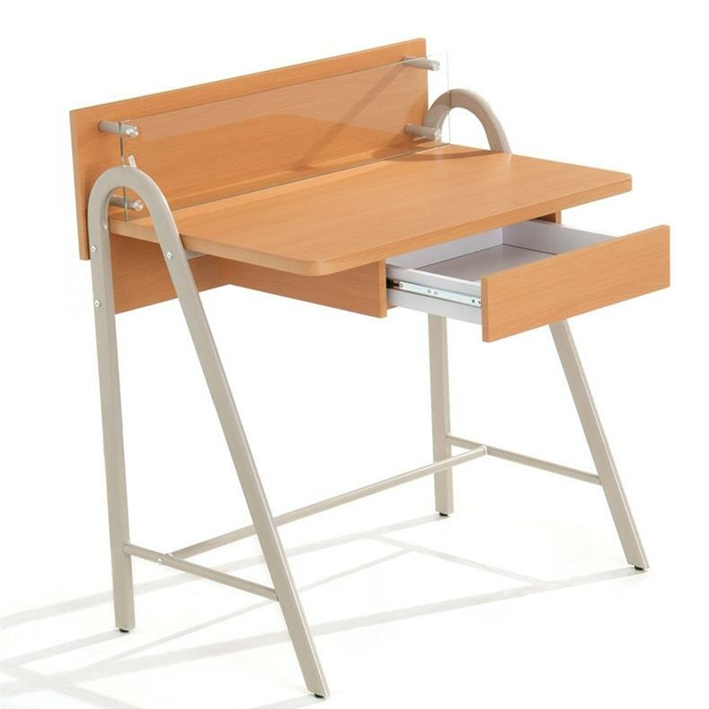 Inland proht compact writing desk wayfair