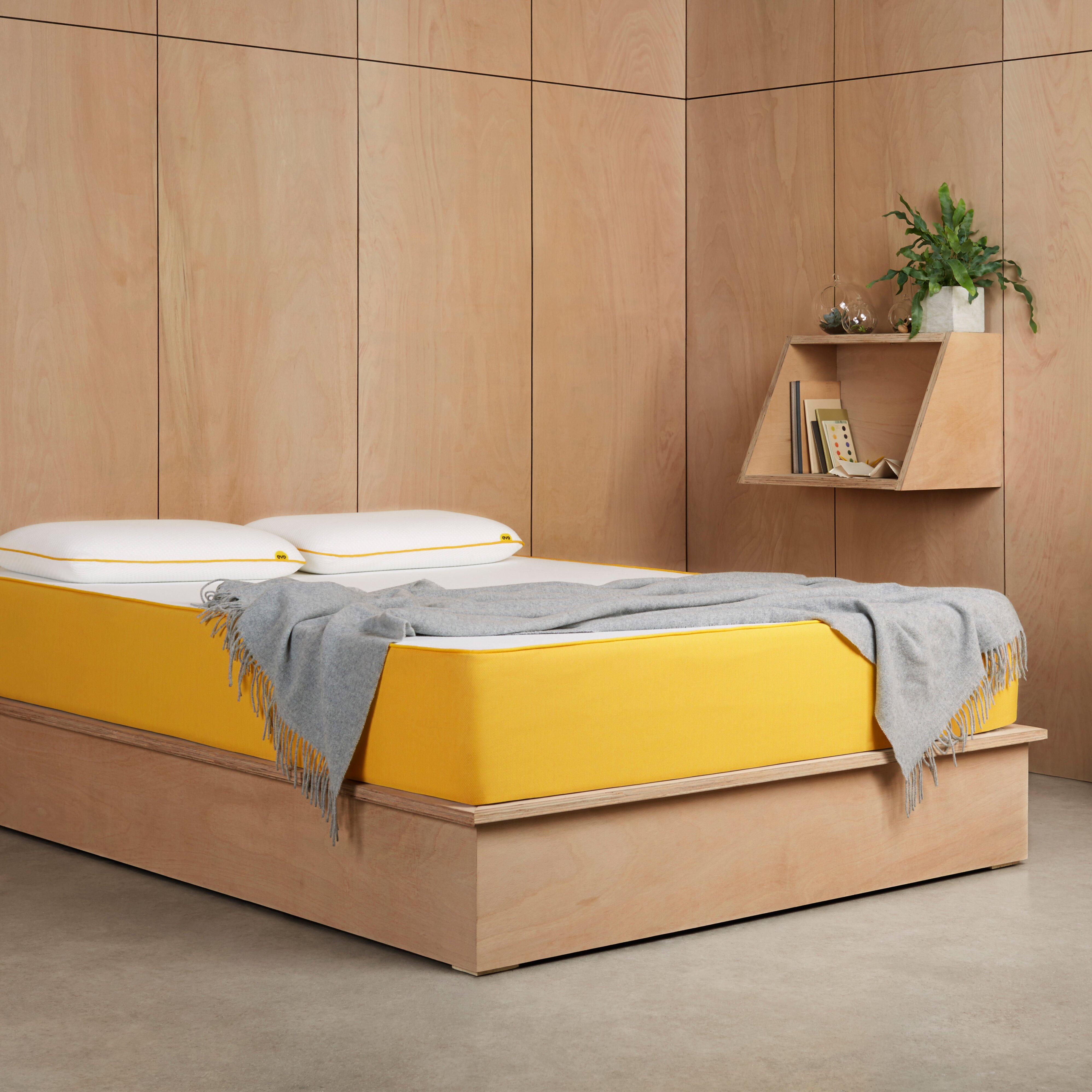 eve memory foam mattress reviews. Black Bedroom Furniture Sets. Home Design Ideas