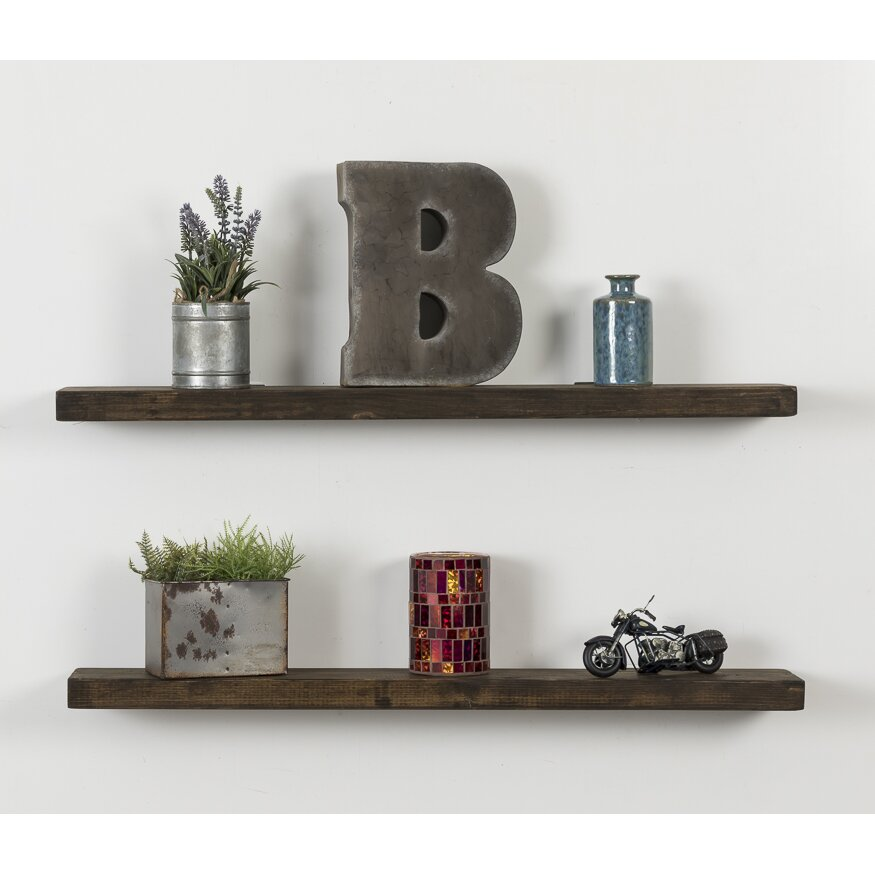 DelHutsonDesigns True Floating Shelf & Reviews | Wayfair.ca