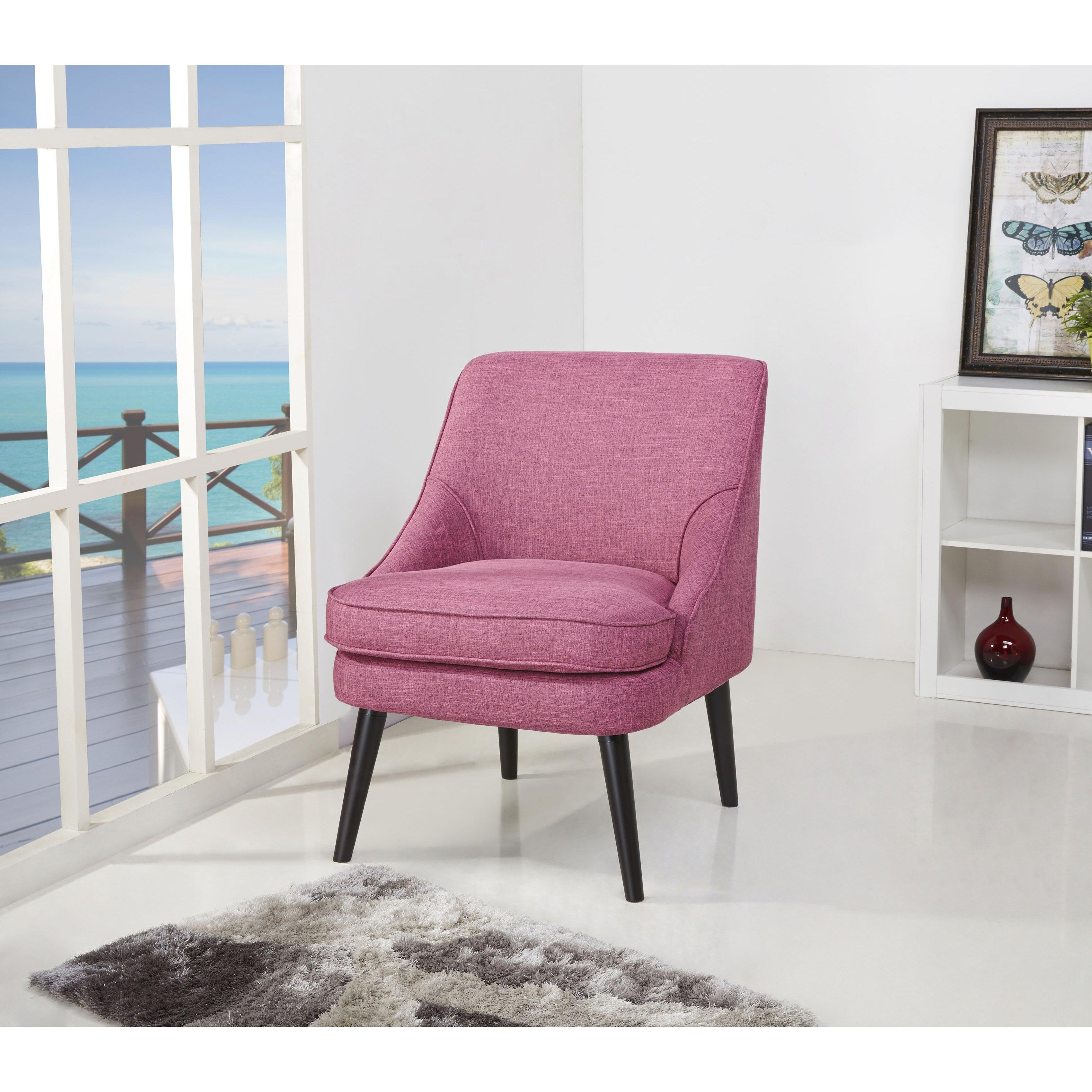 Laurel foundry modern farmhouse arlington slipper chair - Laurel foundry modern farmhouse bedroom ...
