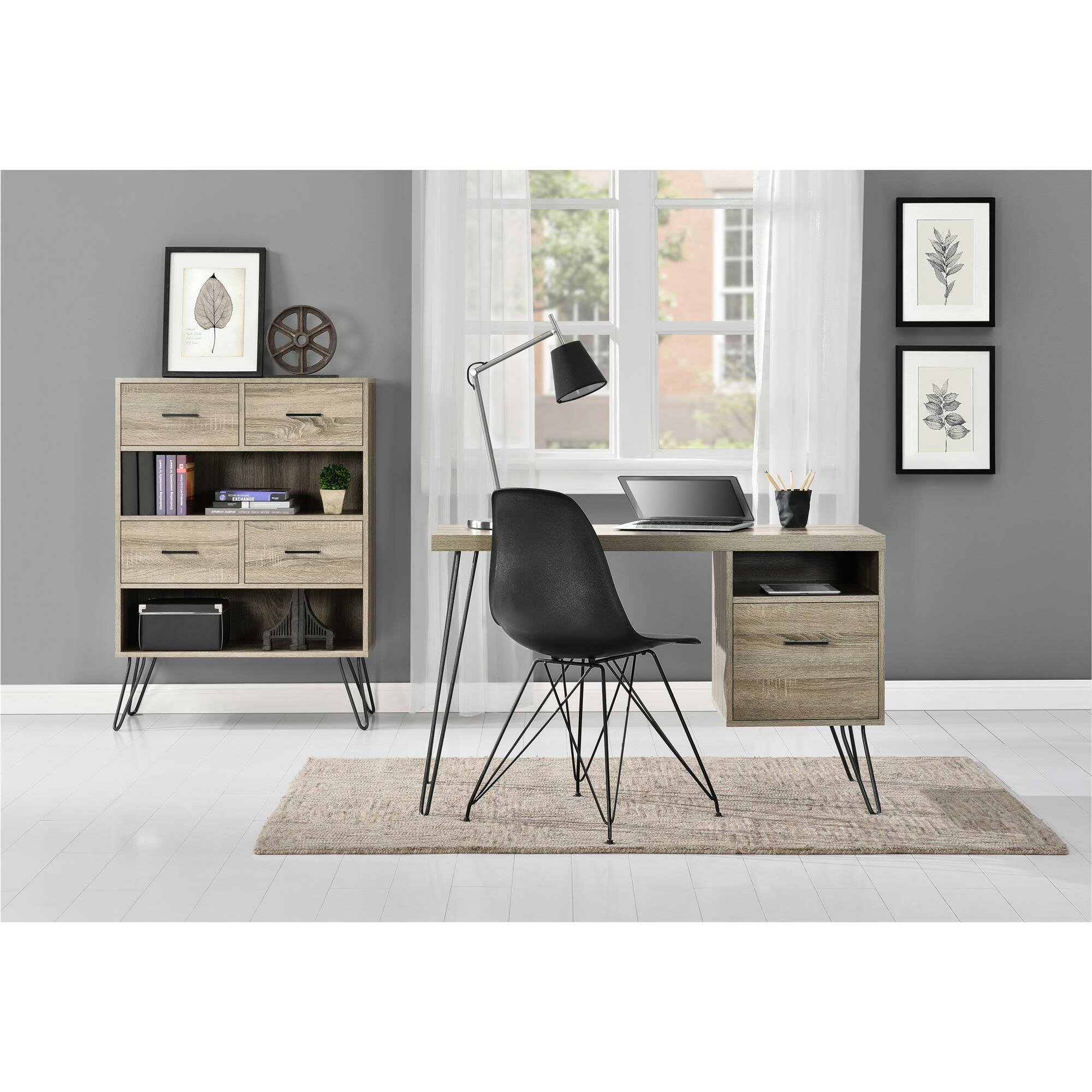 Living Room Computer Desk