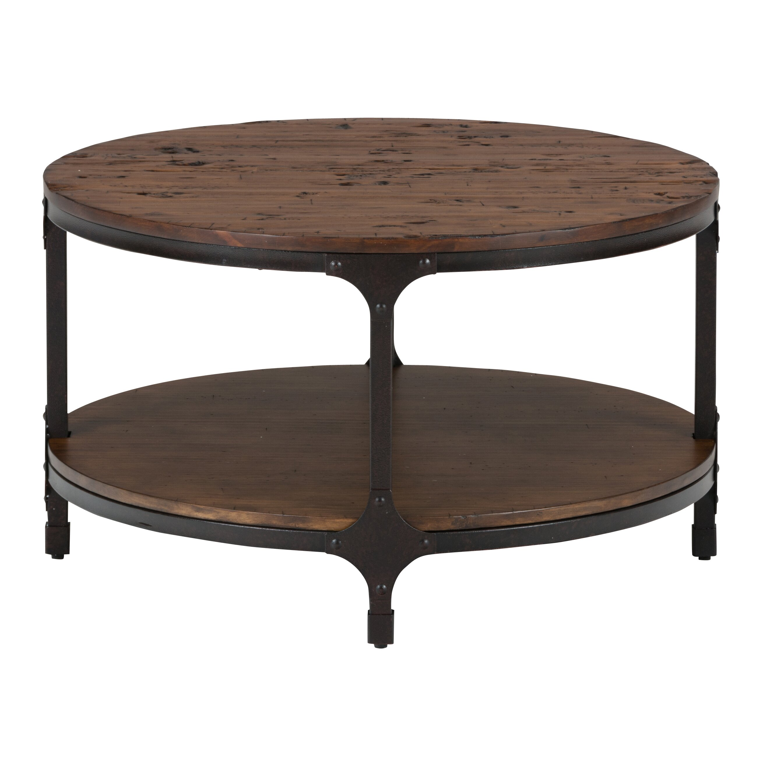 36 Inch Round Table Top Round Coffee Tables Youll Love Wayfair