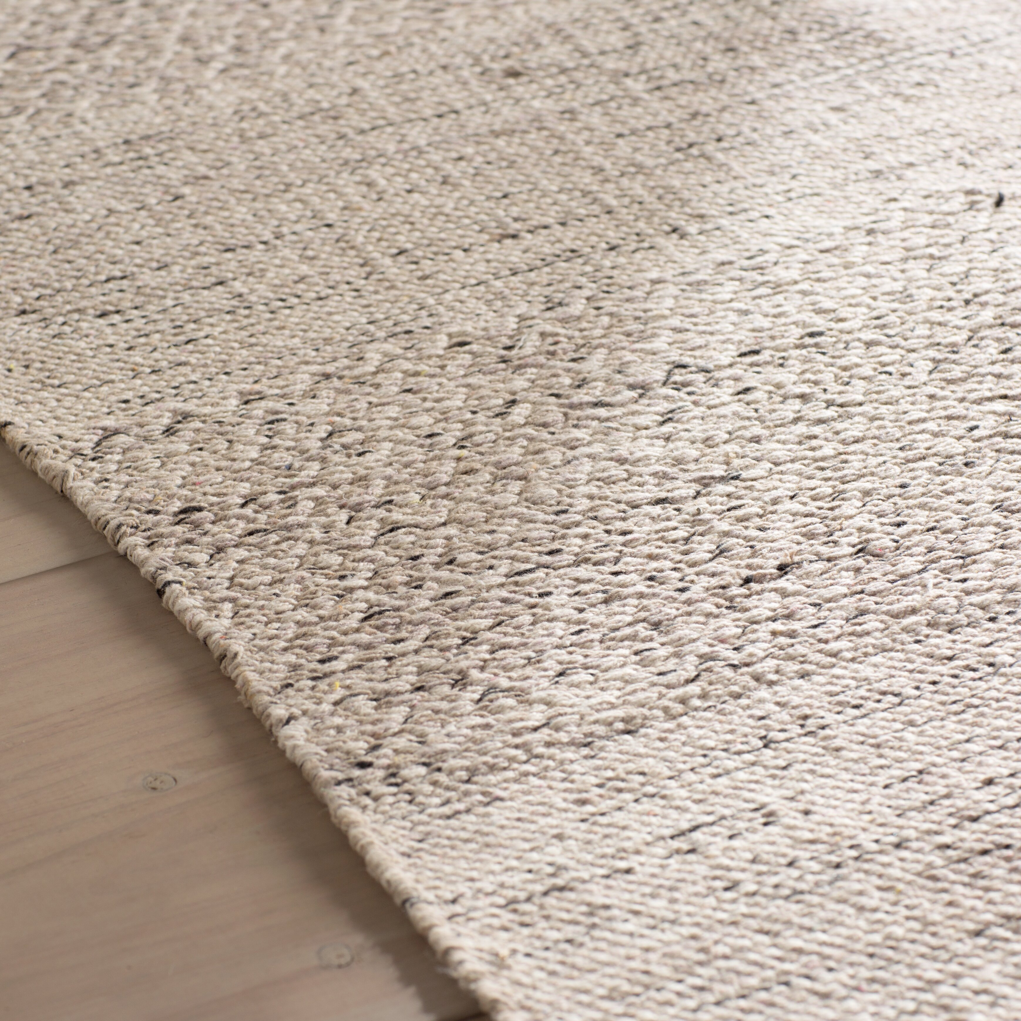 Laurel Foundry Modern Farmhouse Mooreton Hand Woven Ivory