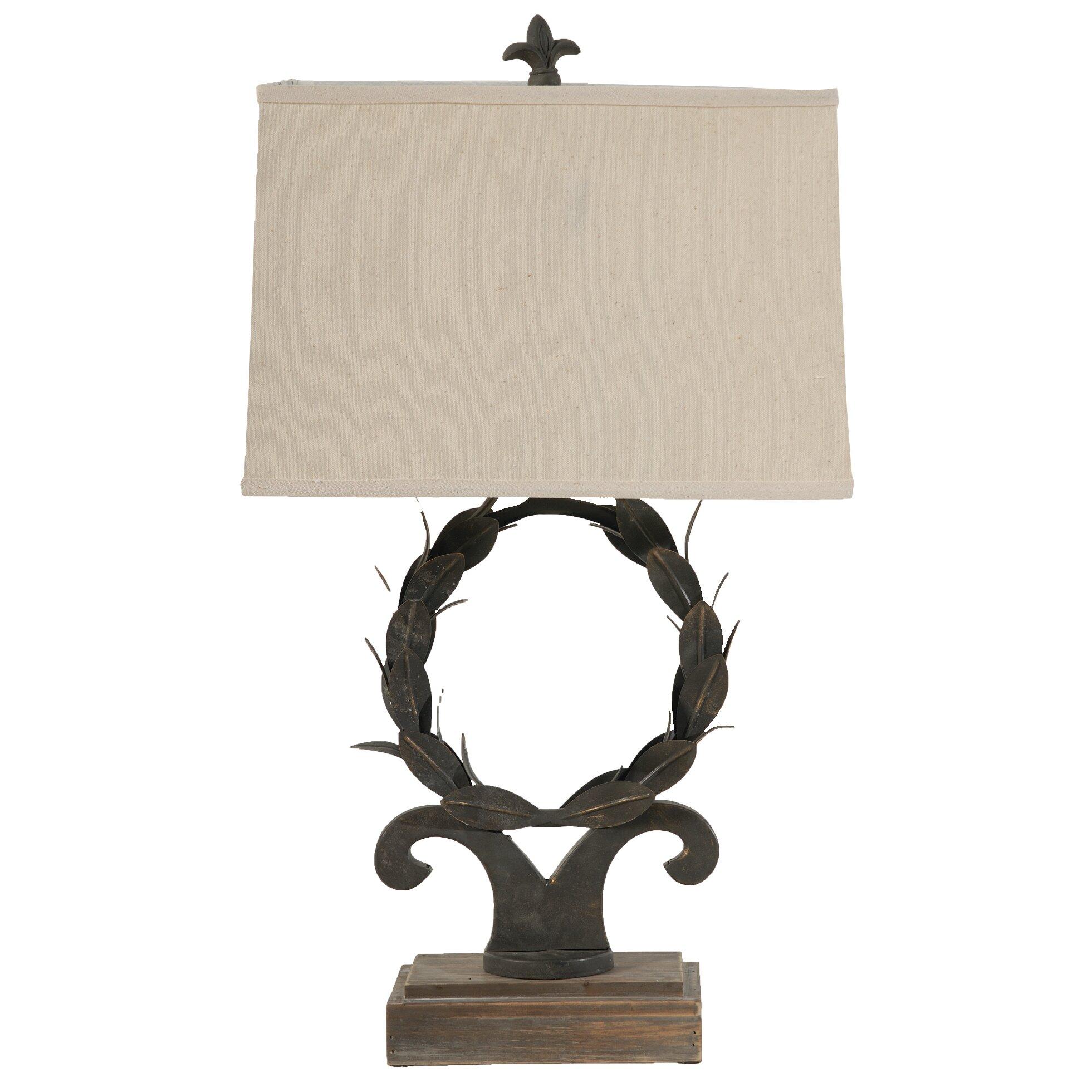 Table lamp harp sizes - Laurel Foundry Modern Farmhouse Trade Tyler Table Lamp